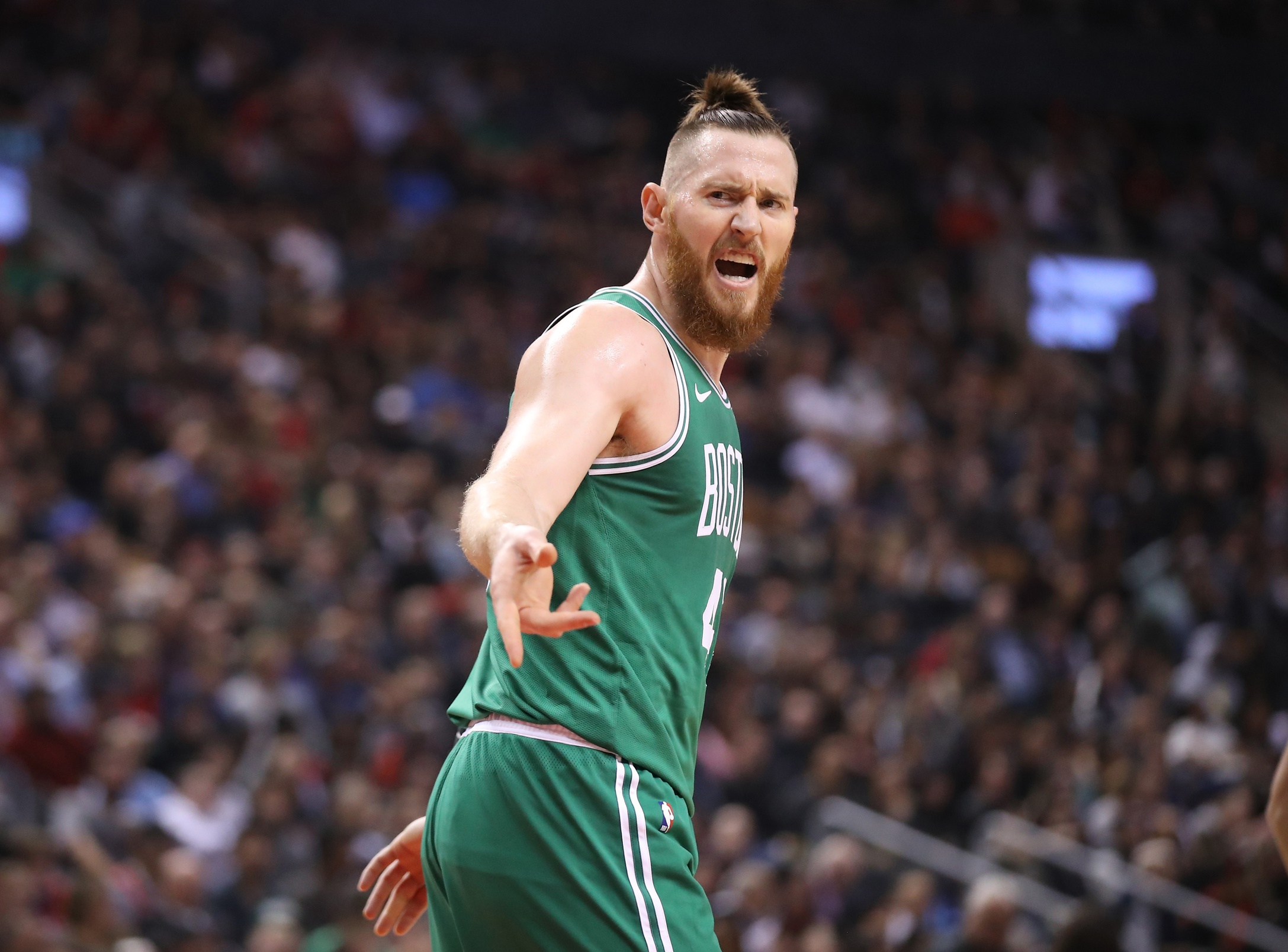 Recap: Celtics Lose Early Grudge Match with Toronto