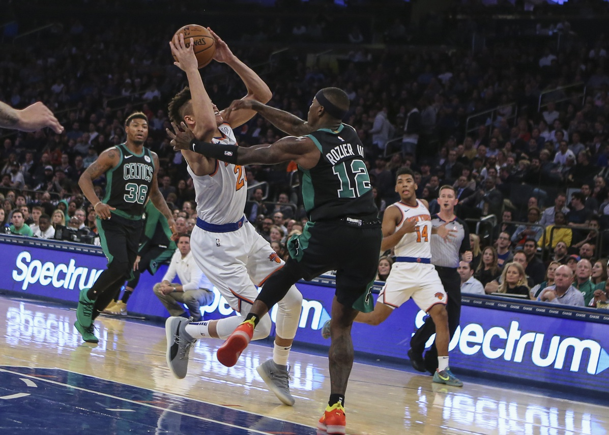 Recap: Celtics attack MSG, overcome fierce Knicks resistance for the win