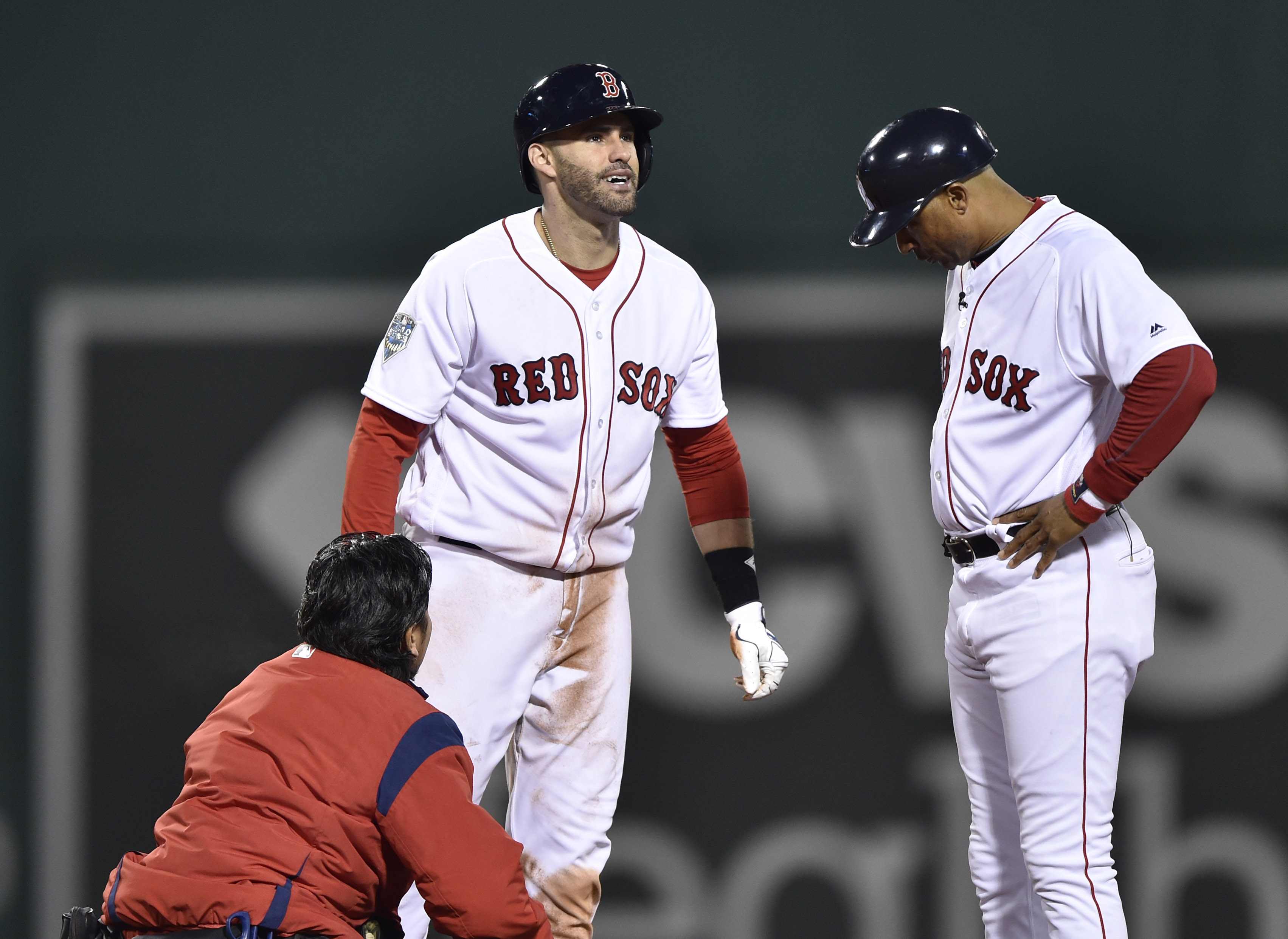 Red Sox do not need to panic over J.D Martinez