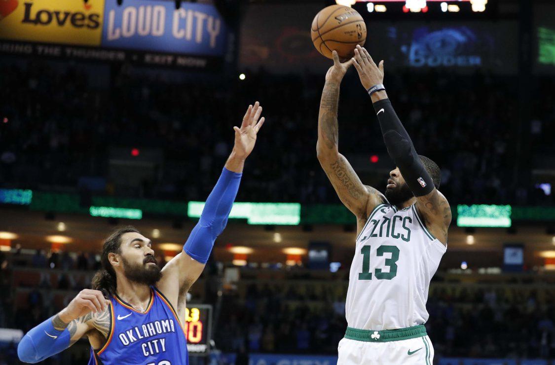 Recap: Celtics overcome abysmal first half to triumph in OKC
