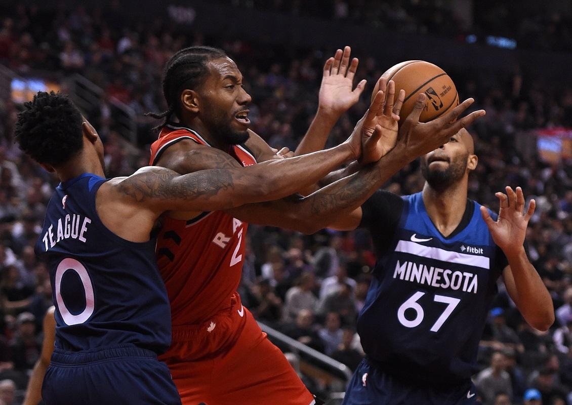10/24 Timberwolves @ Raptors Rapid Reactions