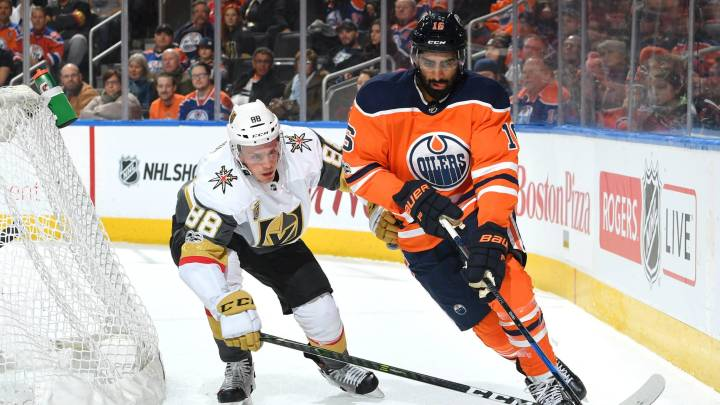 Oilers Gameday vs Vegas: Back to the Drawing Board, or Something.