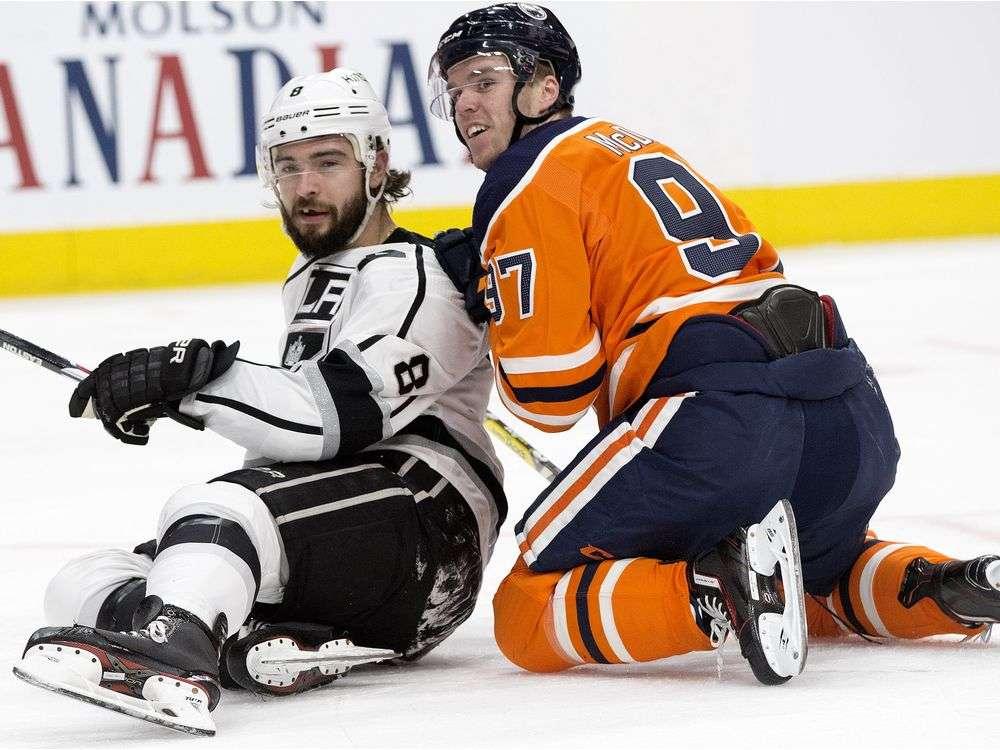 Oilers Gameday @ Los Angeles: