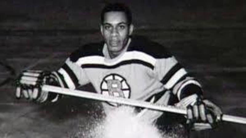 Look: Remembering Willie O'Ree's Debut