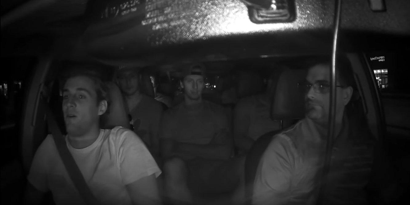 Senators' Taxicab (Uber) Confessions