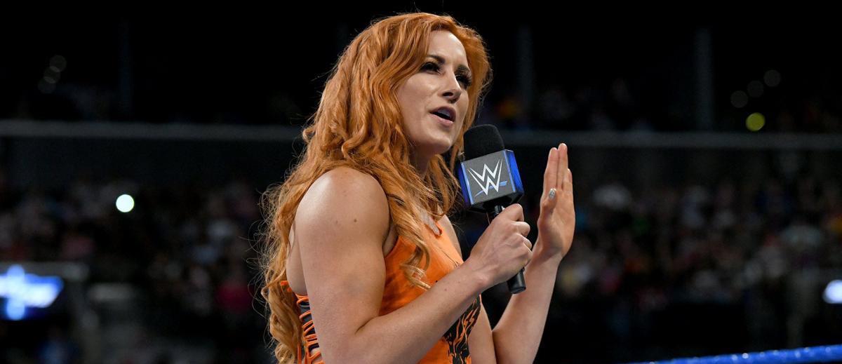 RUMOR: Becky Lynch Off WWE 'Survivor Series' Due To Injury
