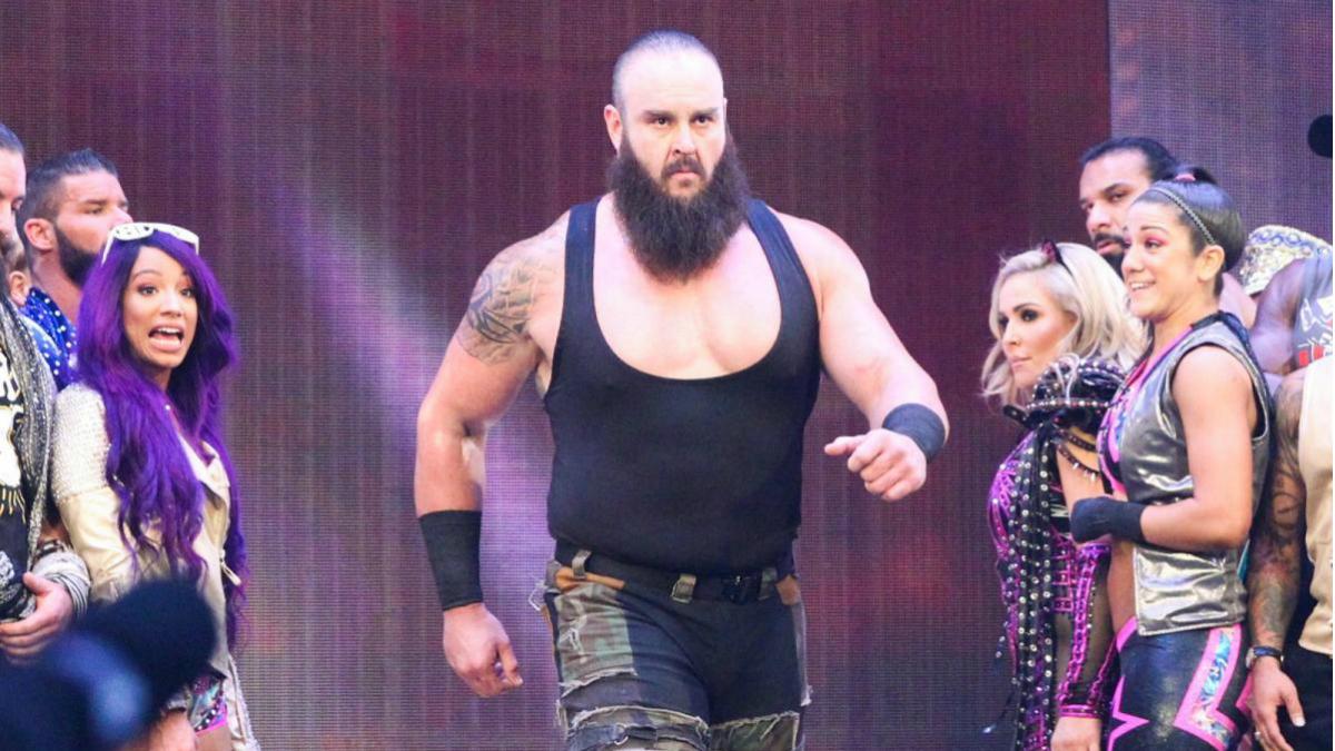 Huge Injury Update On WWE Star Braun Strowman