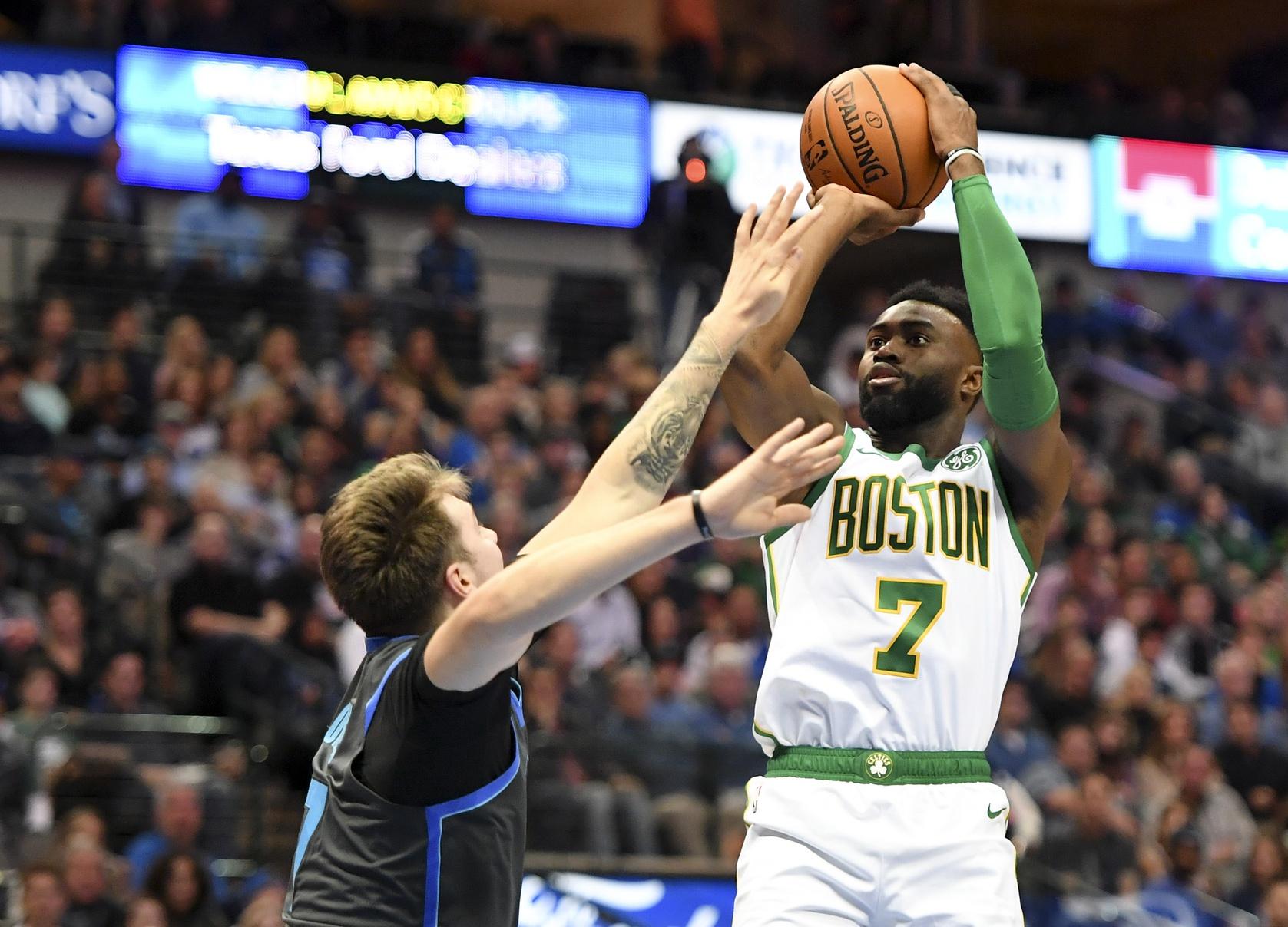 Boston Celtics injury report: Jaylen Brown is out vs. Pelicans