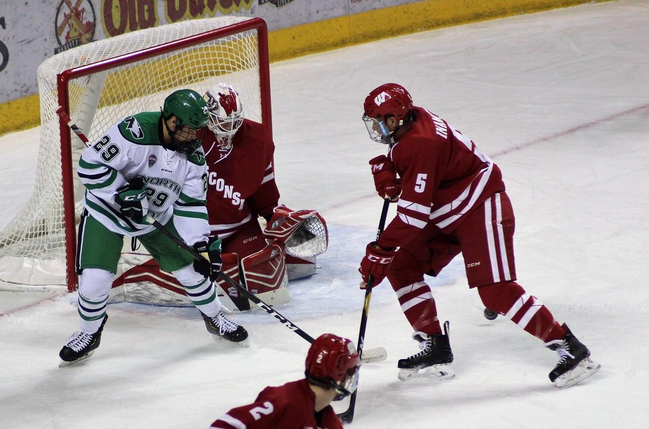 UND Hockey: Last Season's Series Against Miami Motivates Team