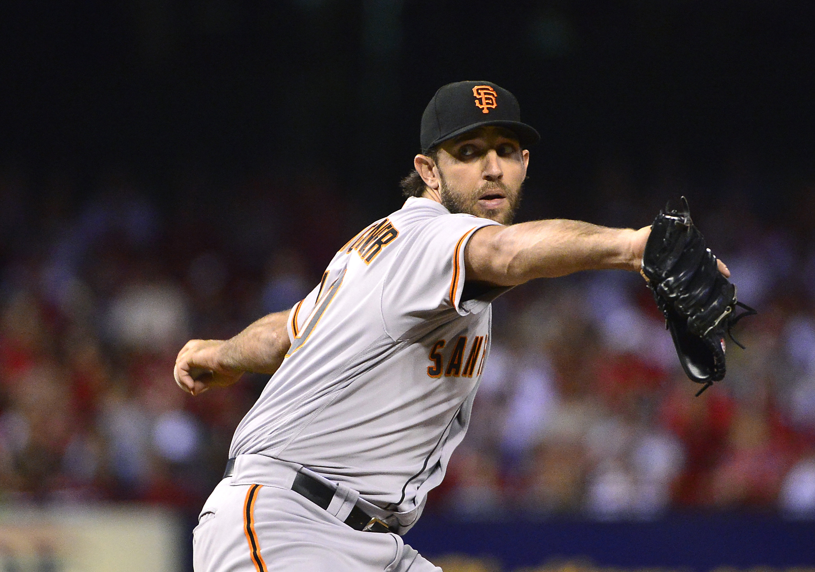 Is Madison Bumgarner the Braves' Next One-Year Gamble?