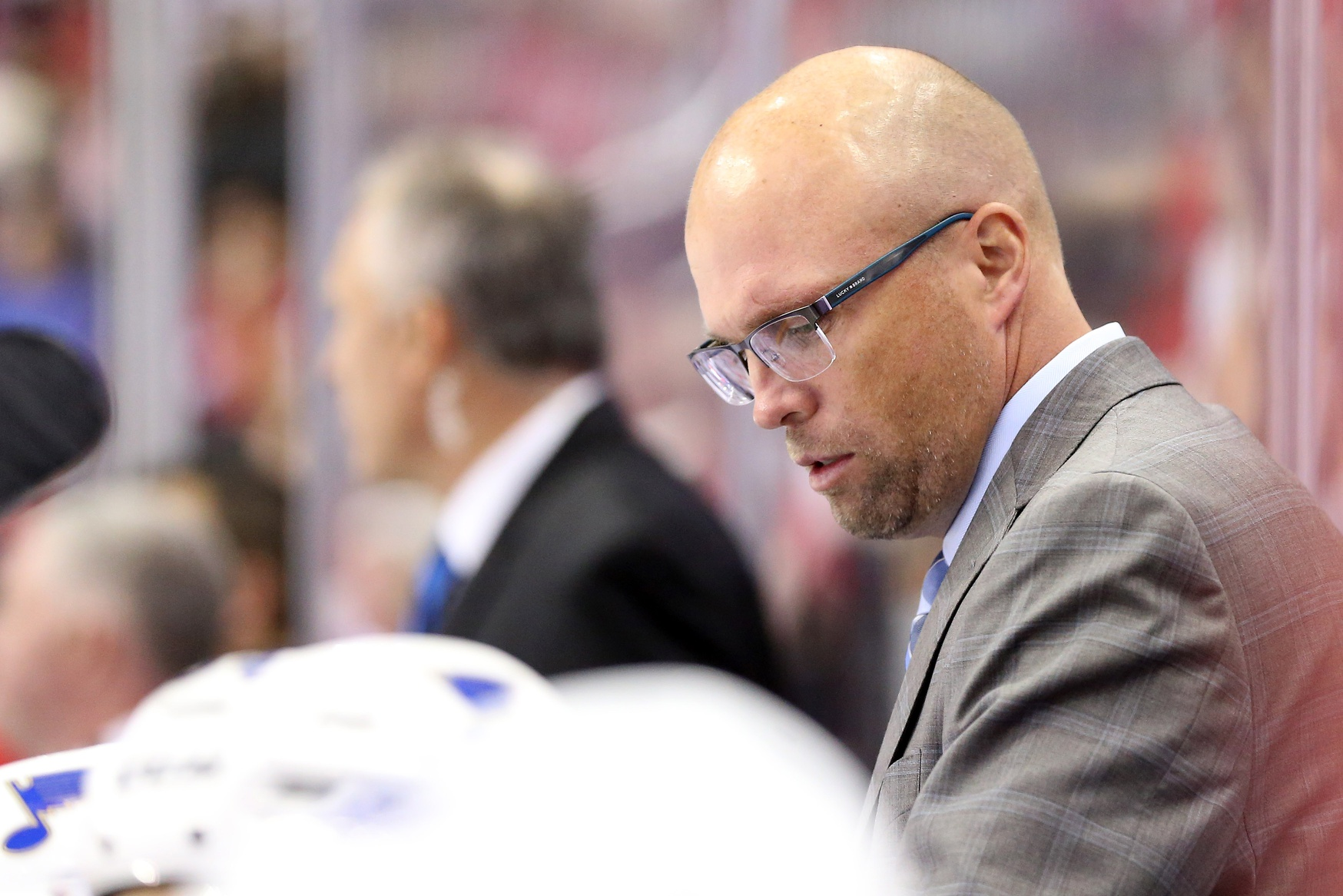There's a new website tracking Mike Yeo's status with the Blues