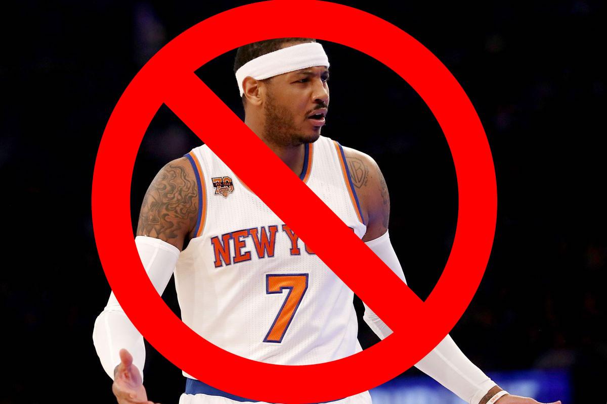 Your Morning Dump... Where, NO, the Celtics do not need Carmelo Anthony.