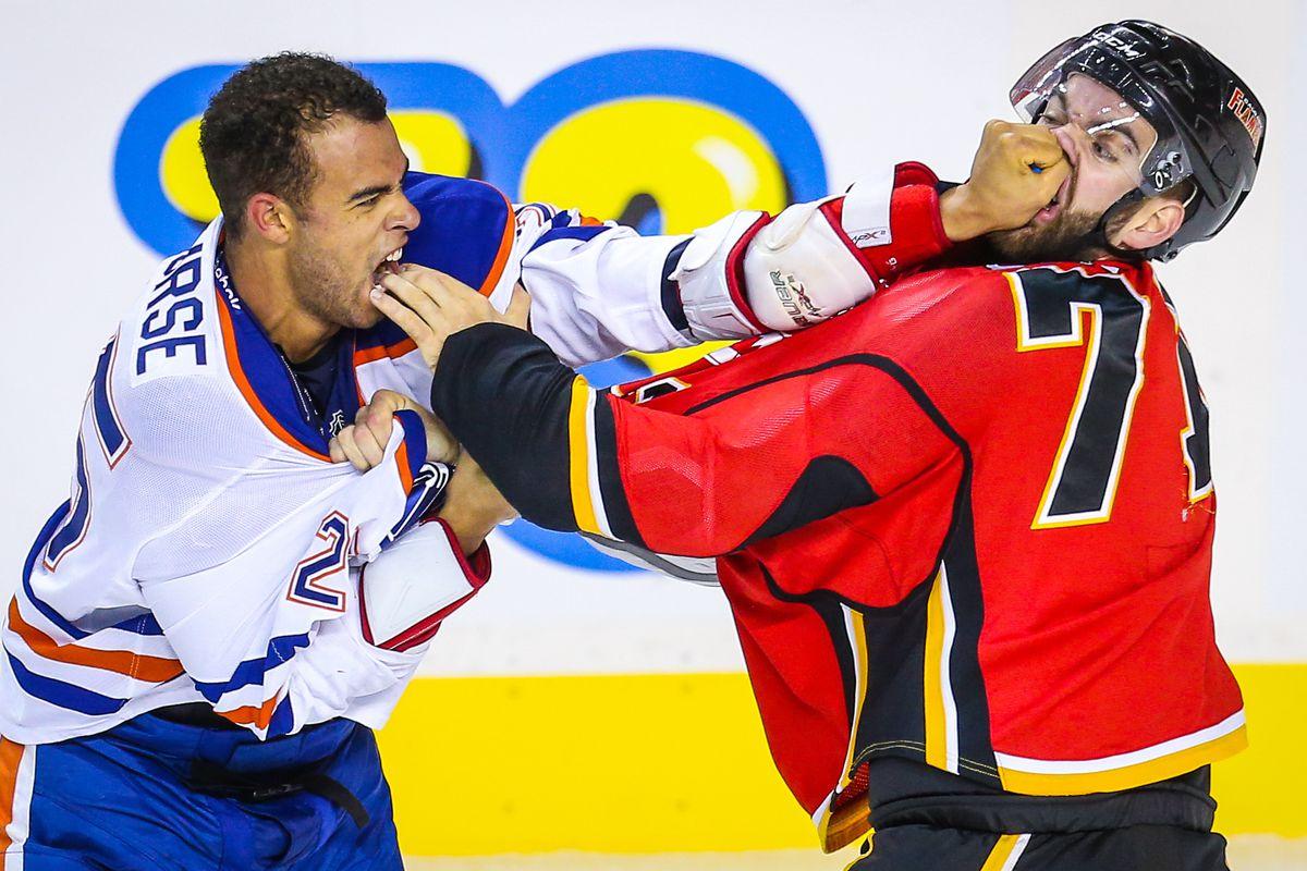 Oilers Gameday @ Calgary: BOA #1