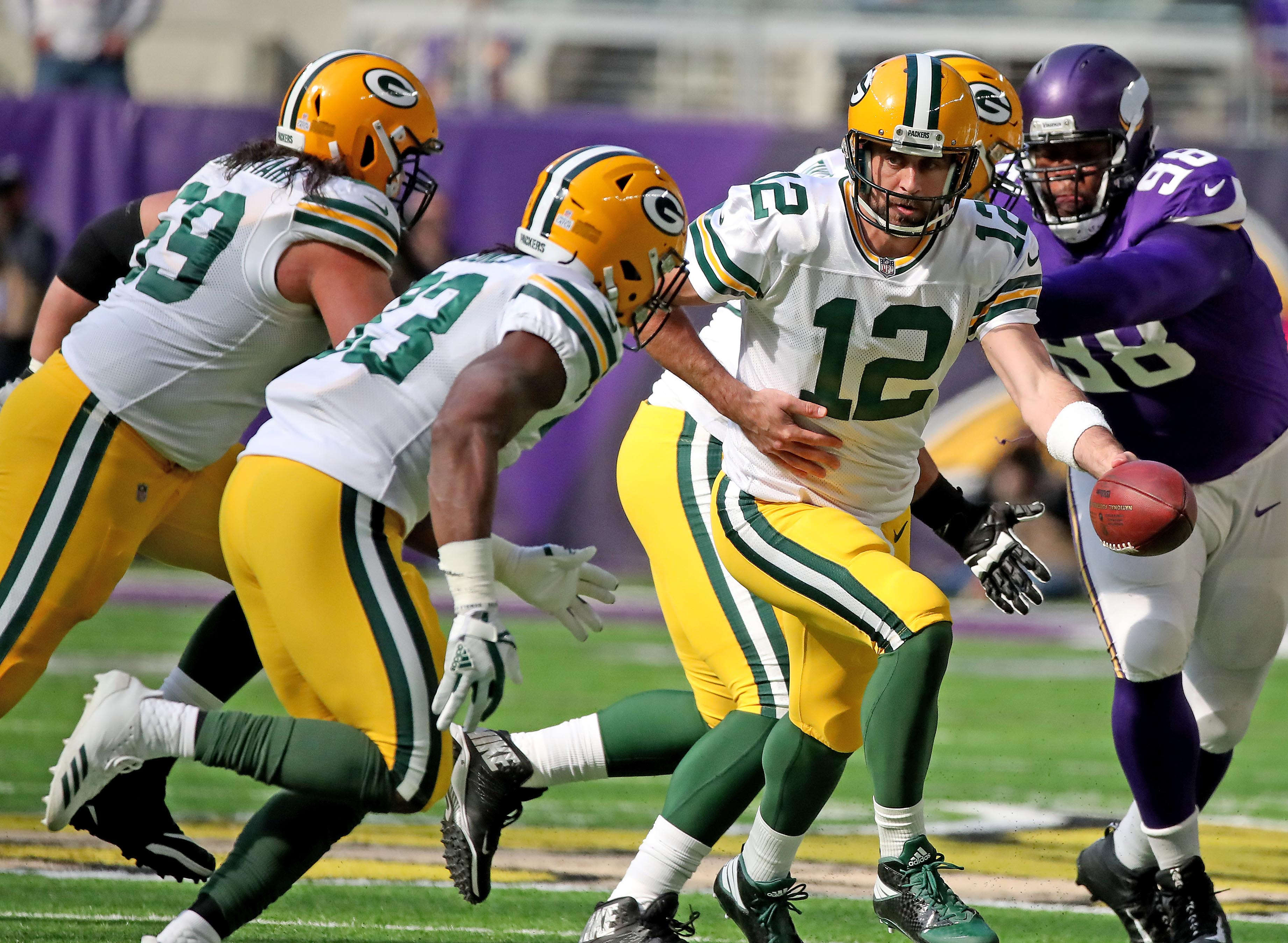 Breaking Down Five Keys for the Packers in Minnesota