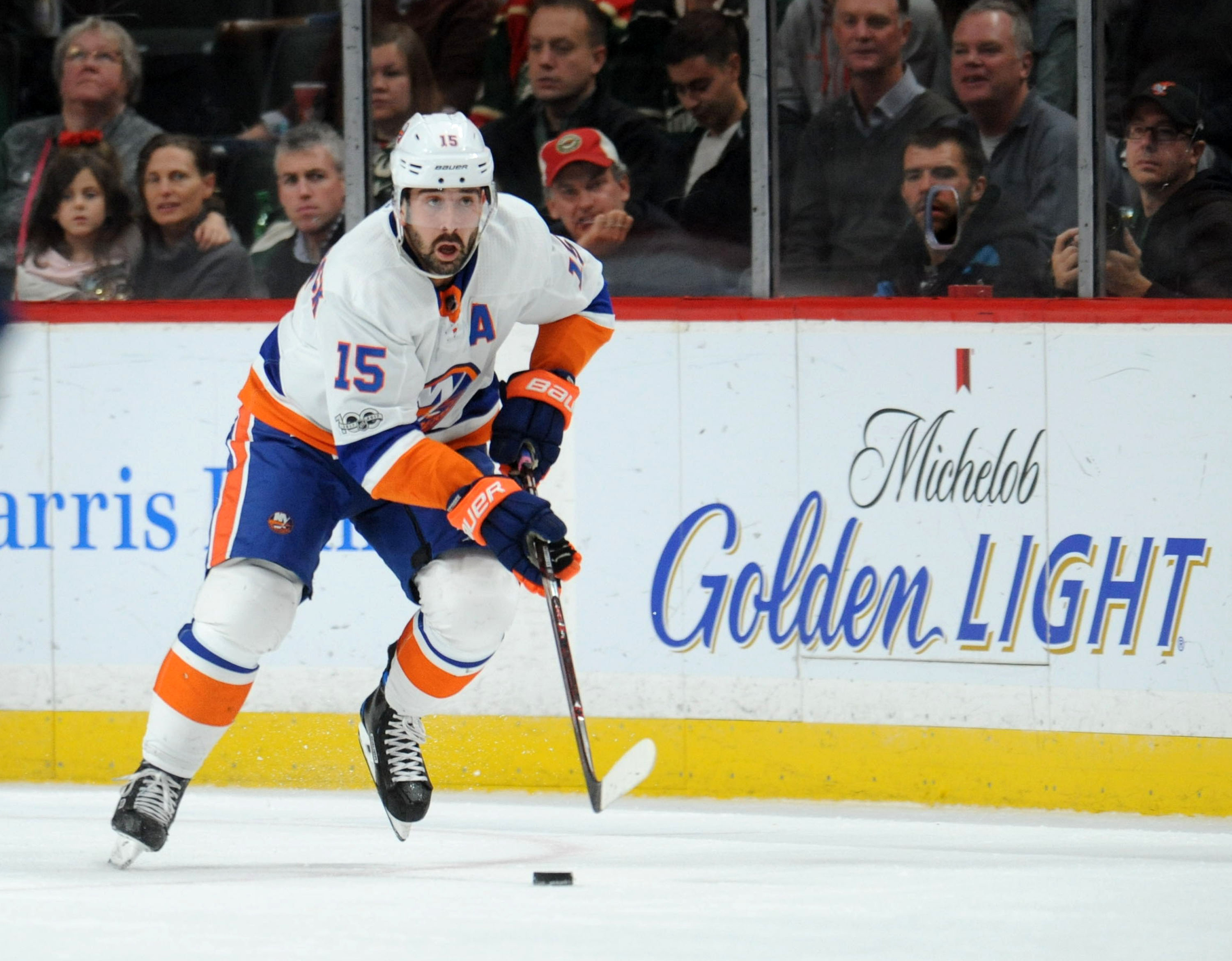 Clutterbuck finally finds the back of the net