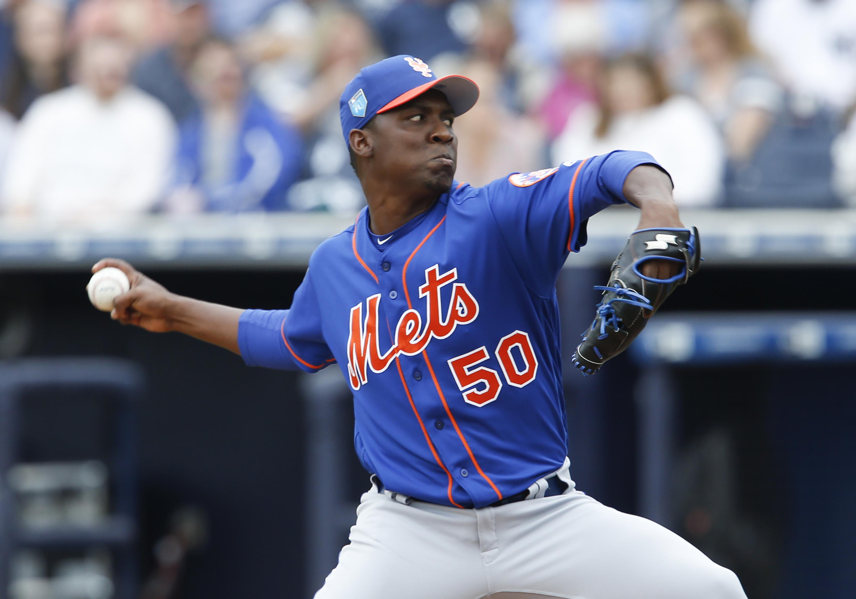 Mike's Mets Player Review Series: Rafael Montero