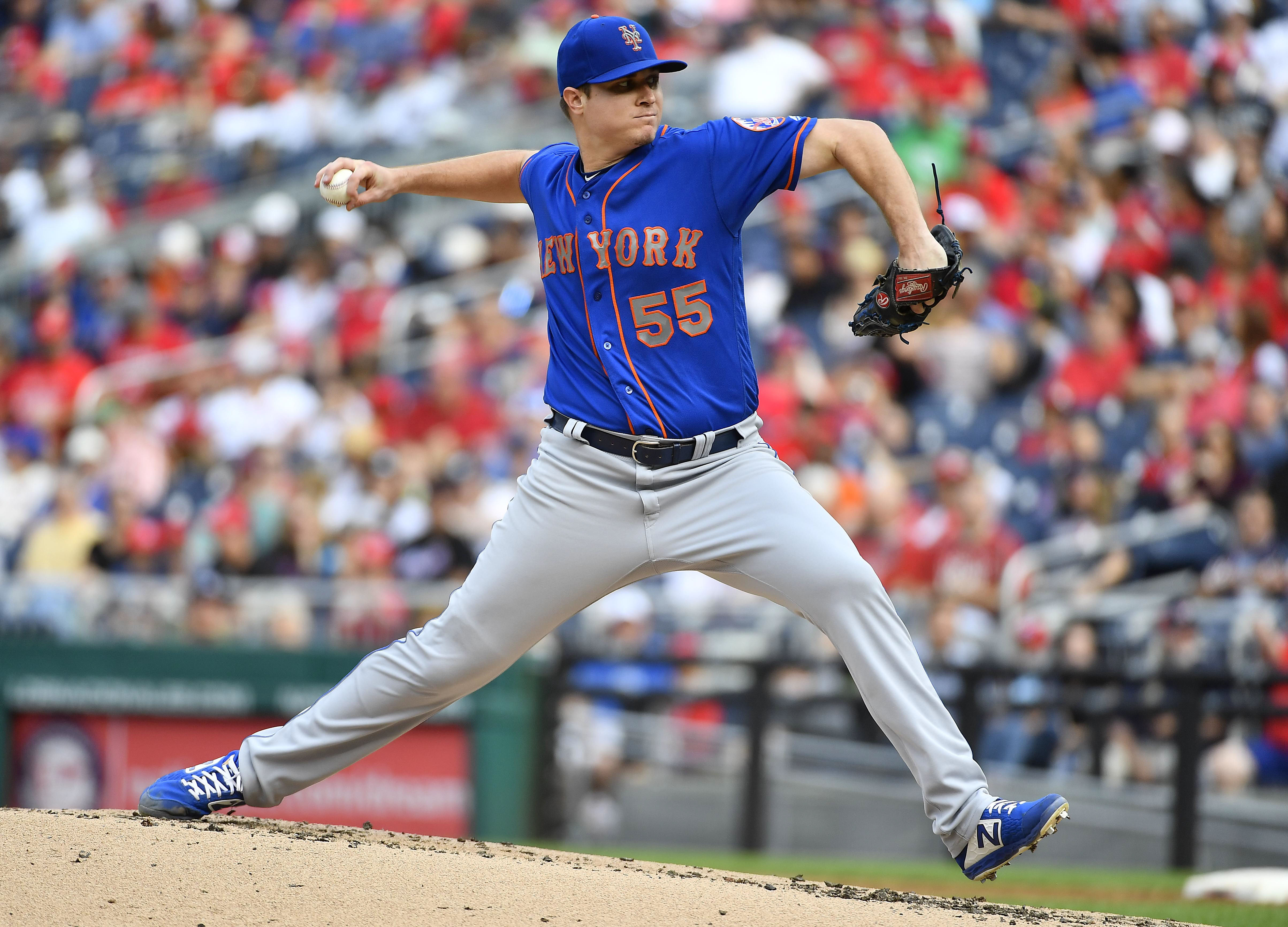 Mike's Mets Player Review Series: Corey Oswalt