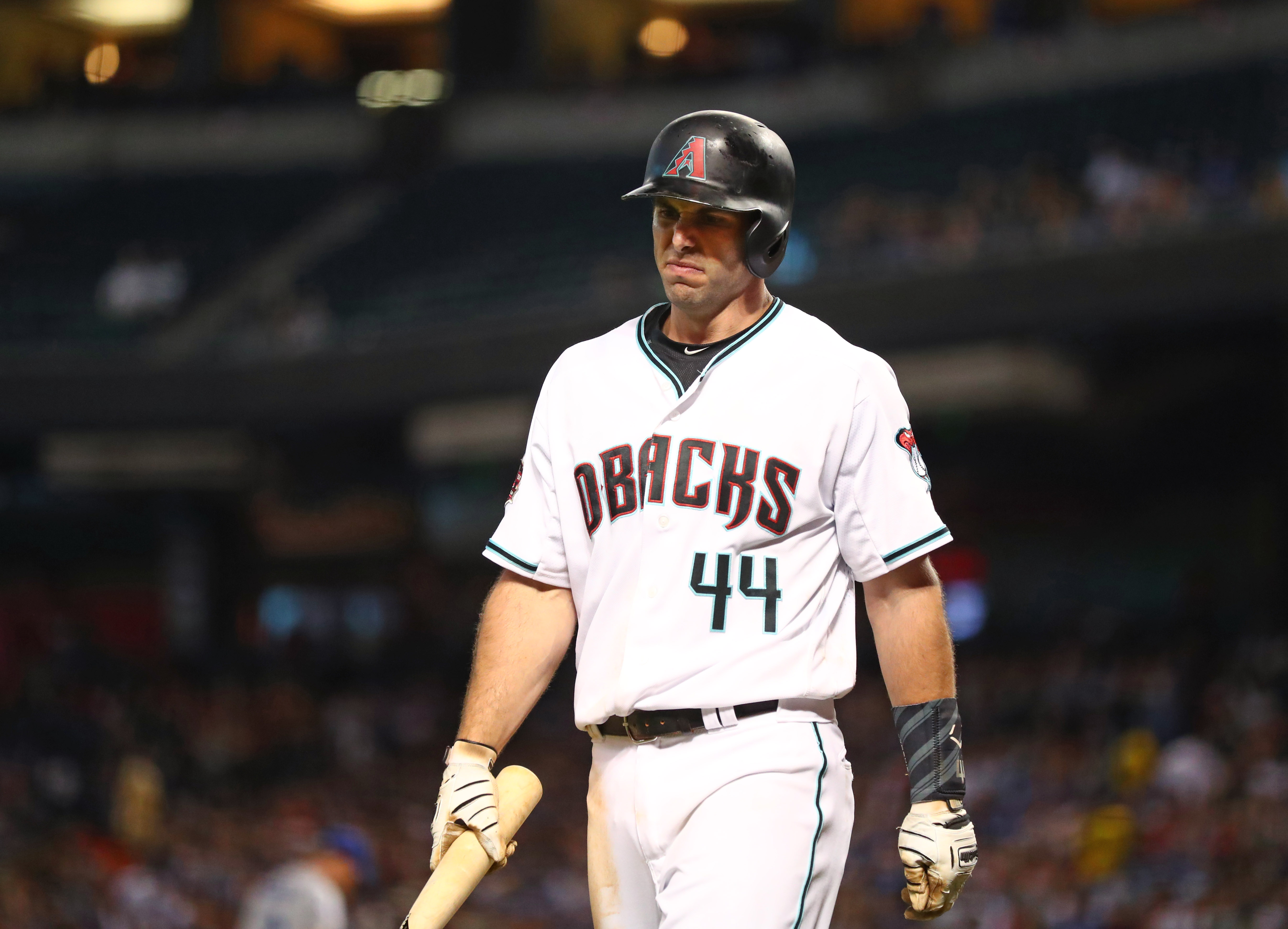 Looking at possible trade destinations for Paul Goldschmidt