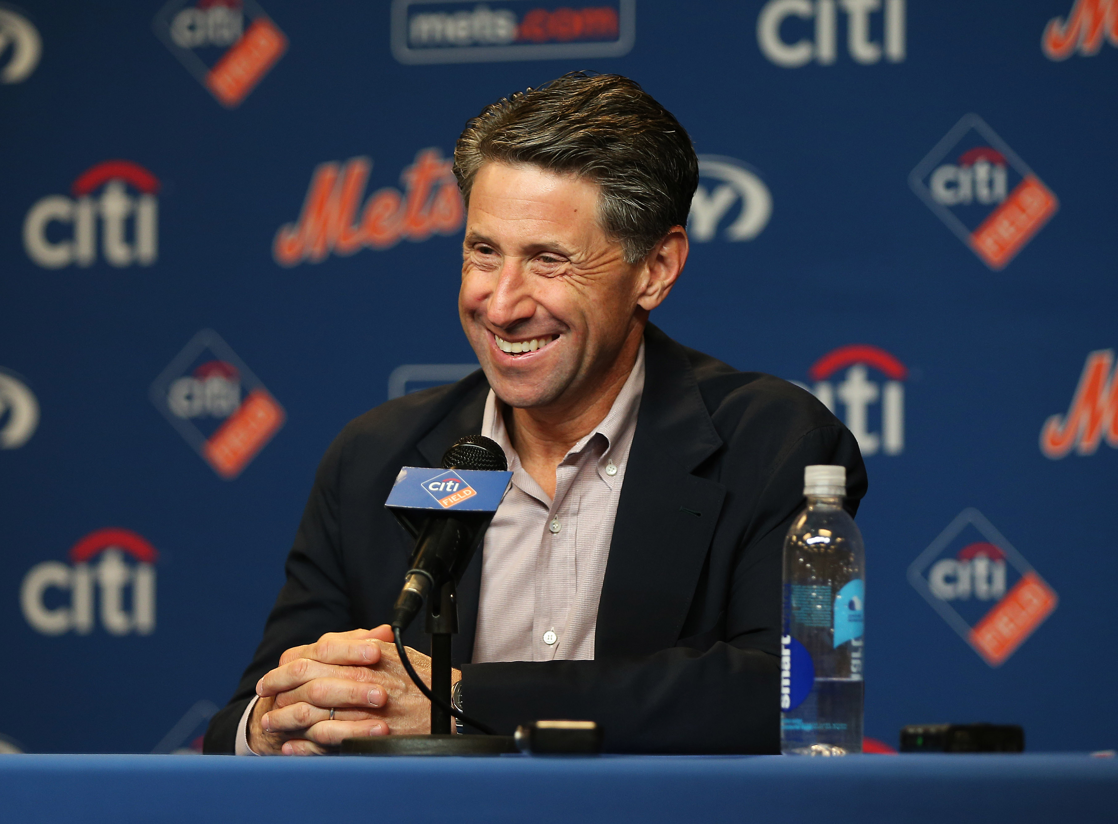 Jeff Wilpon Expects New York Mets To Have 'Aggressive' Offseason