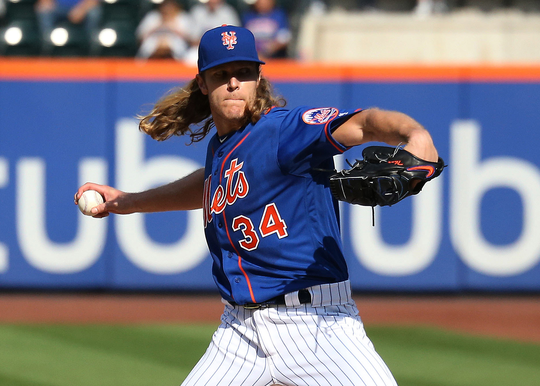 Report: New York Mets Receiving Significant Trade Interest in Noah Syndergaard