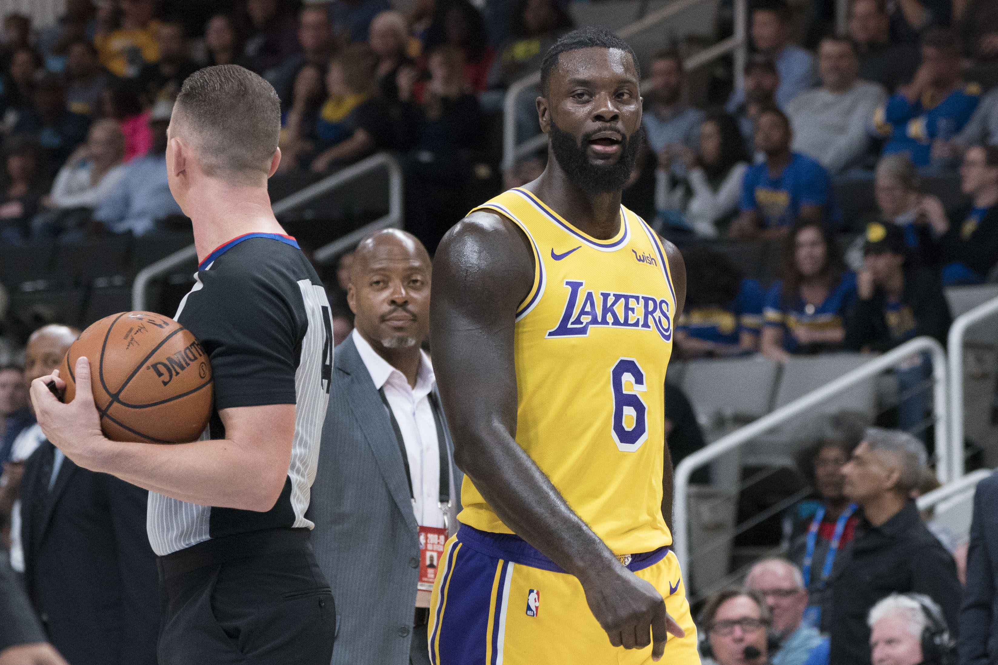Lance Stephenson says Magic Johnson was determining factor to joining Lakers