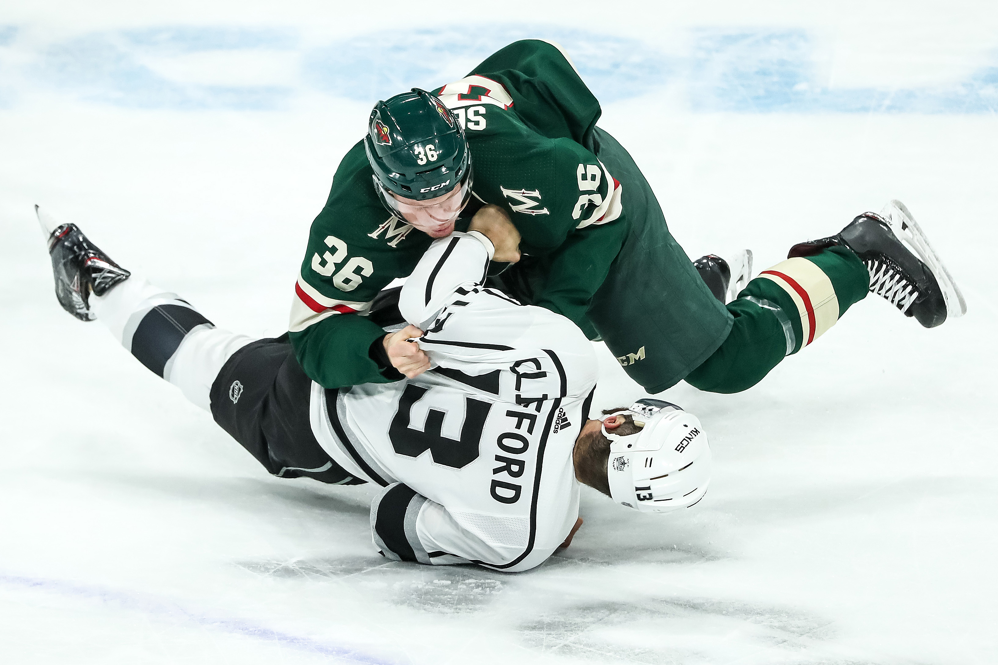 Game Preview: Minnesota Wild vs. Los Angeles Kings 11/8/18 @ 9:30PM CST at Staples Center