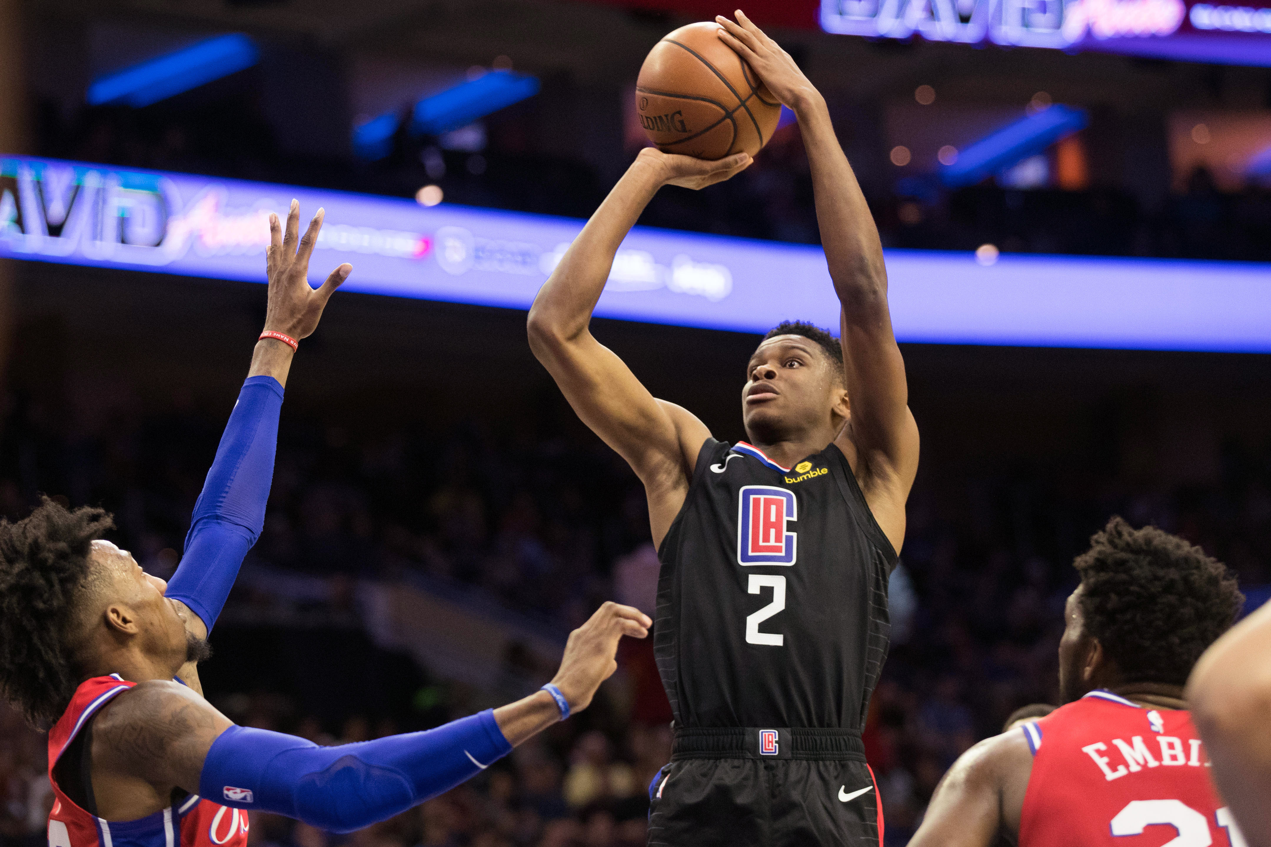 Shai Gilgeous-Alexander is Now Starting for the LA Clippers
