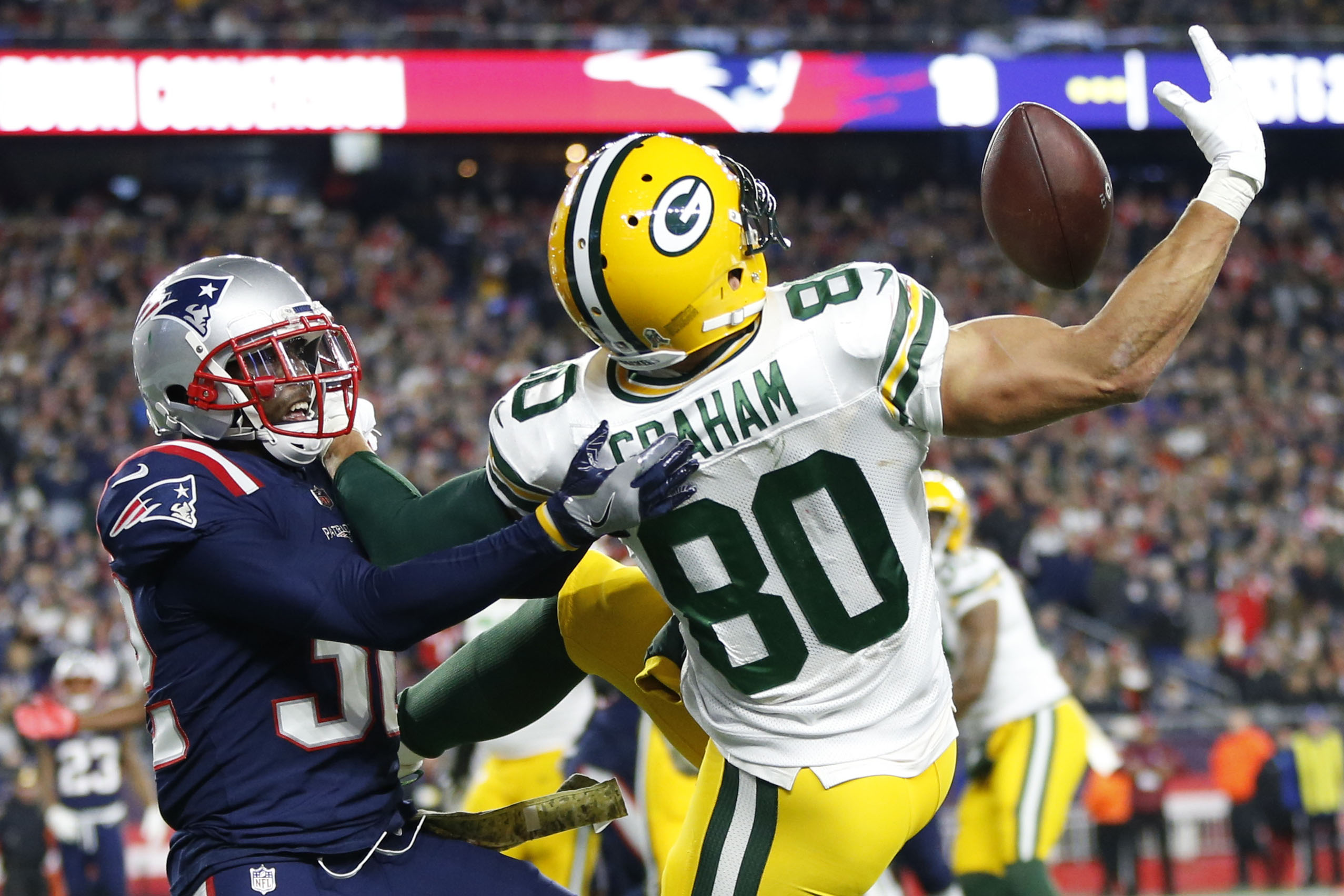 Seven Key Takeaways from the Packers 31-17 Loss to the Patriots