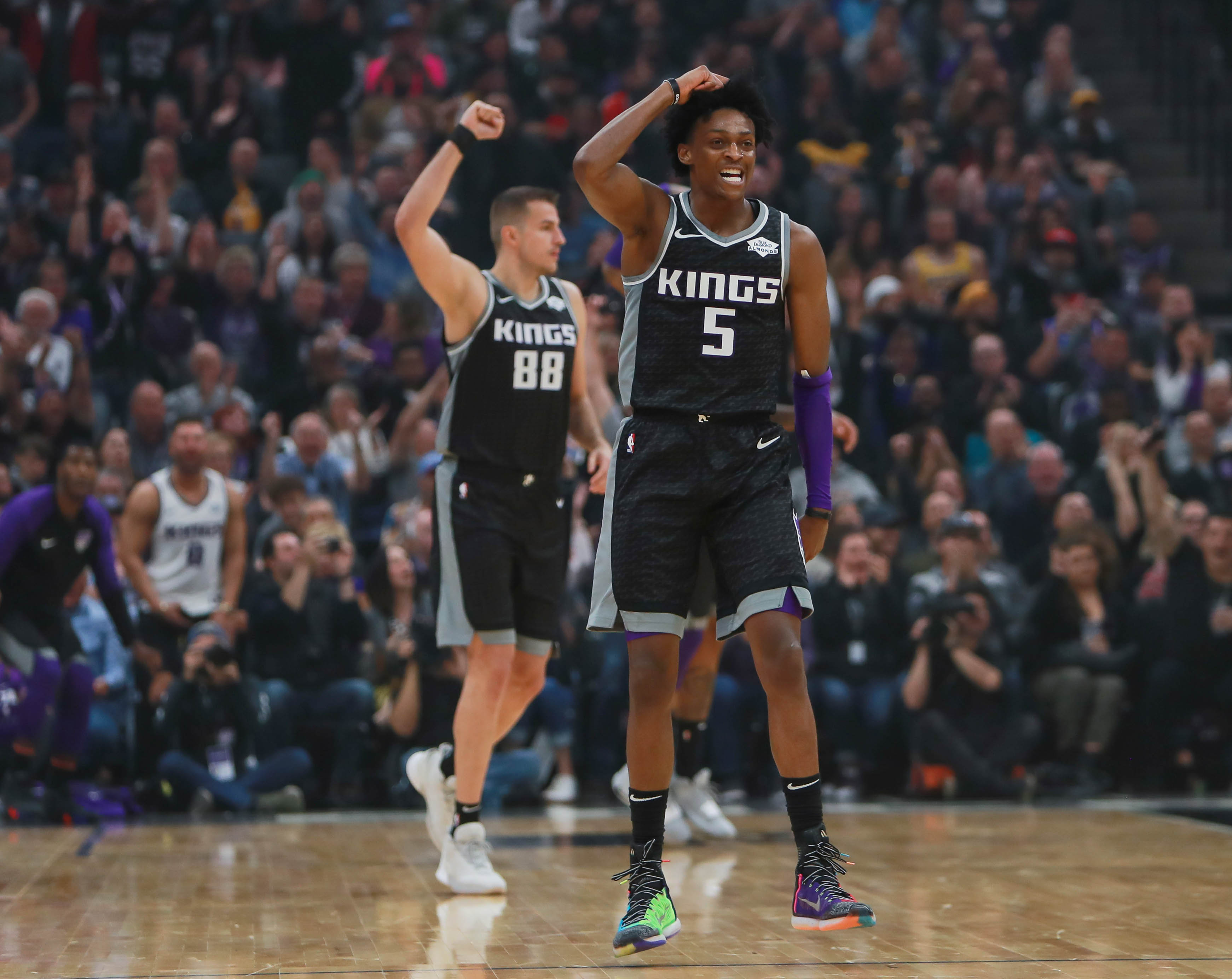 Top reasons why De'Aaron Fox will become the best player in his class