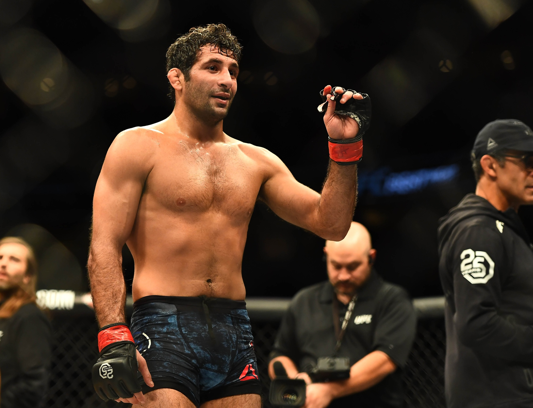 Beneil Dariush Career Earnings
