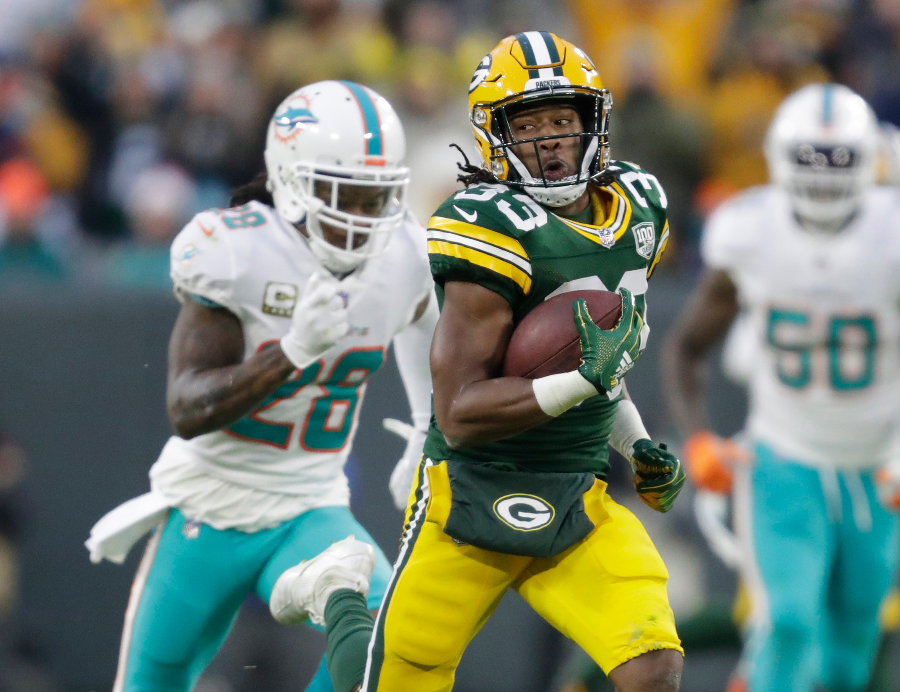 Seven Key Takeaways from the Packers 31-12 Win Over the Dolphins