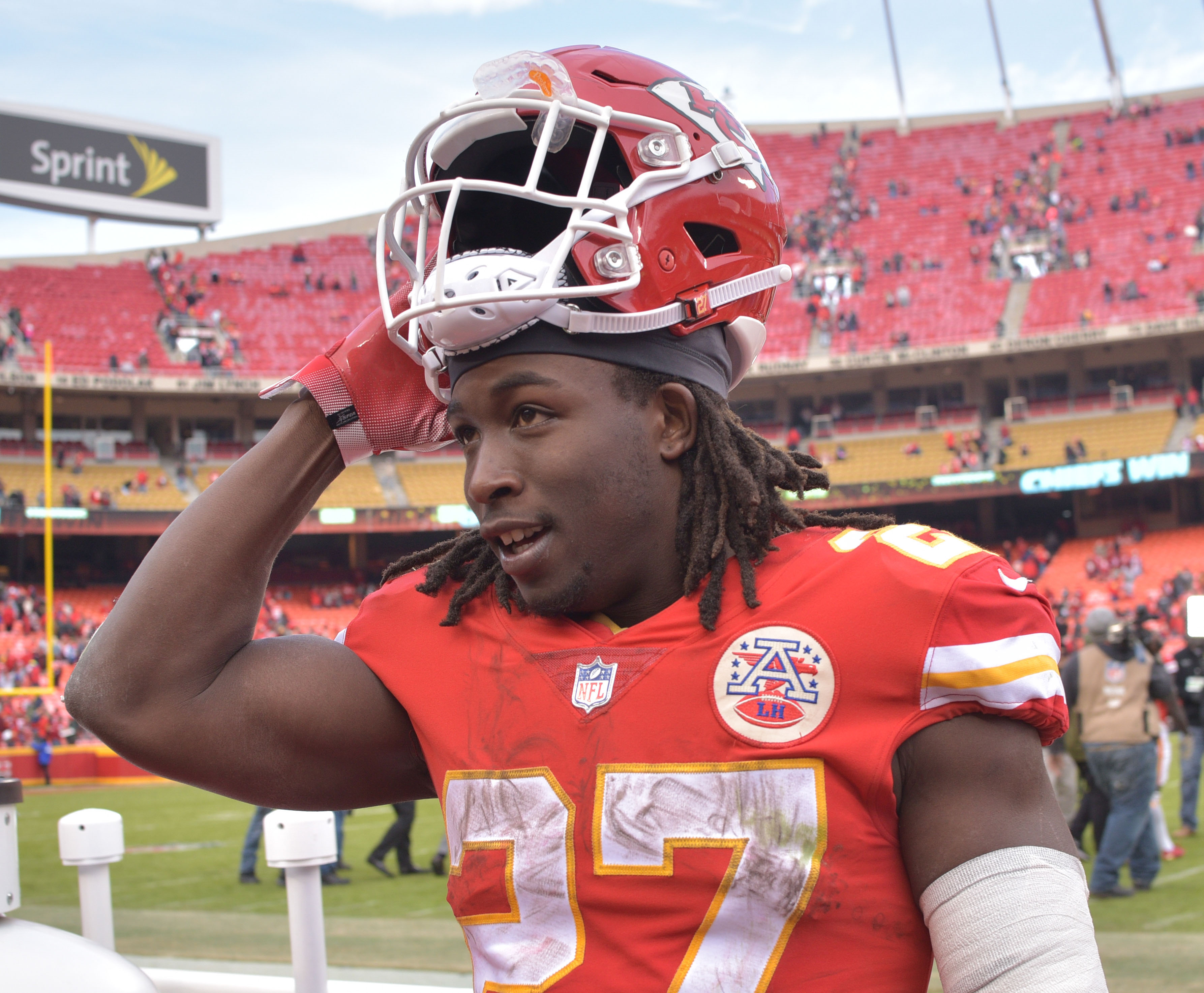 Kareem Hunt Incident Shows NFL Still Doesn't Know How to Address Issues of Domestic Violence