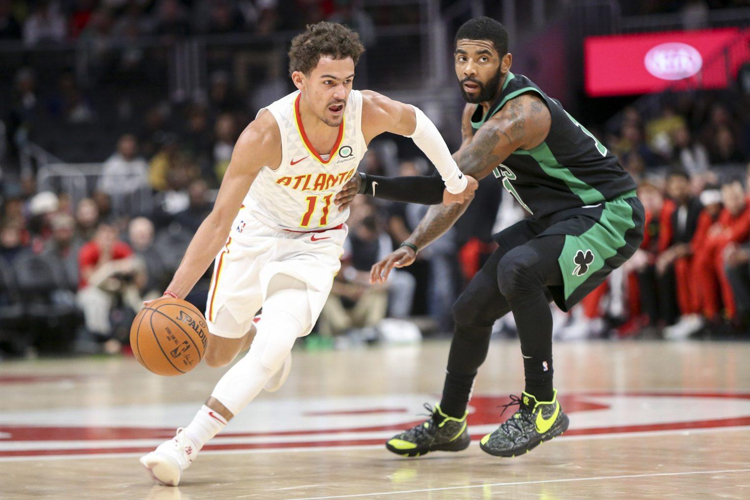 Recap: Celtics take chainsaw through Hawks, earn much-needed win