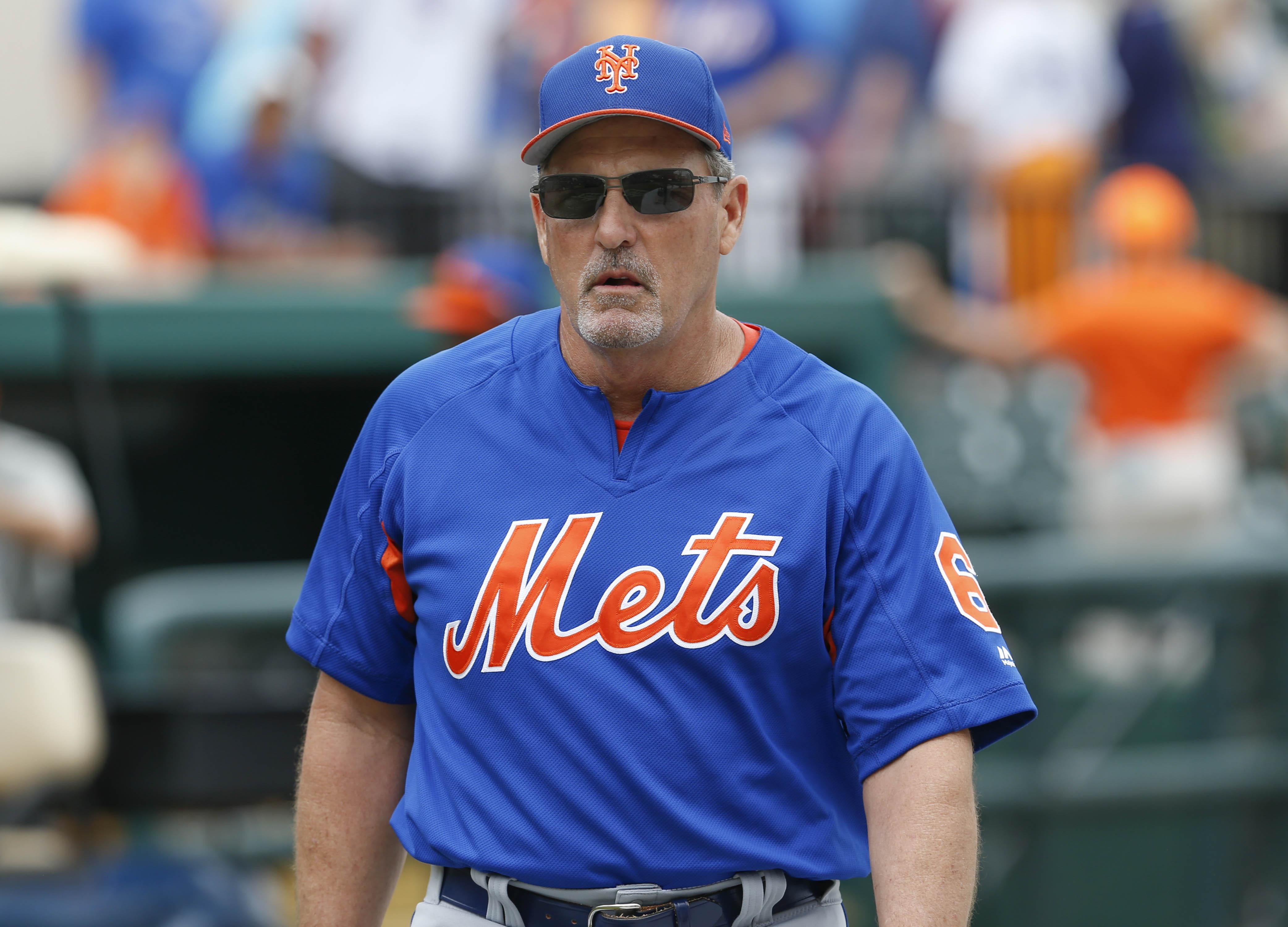 New York Mets Fire Hitting Coach Pat Roessler, Reassign Bullpen Coach Ricky Bones