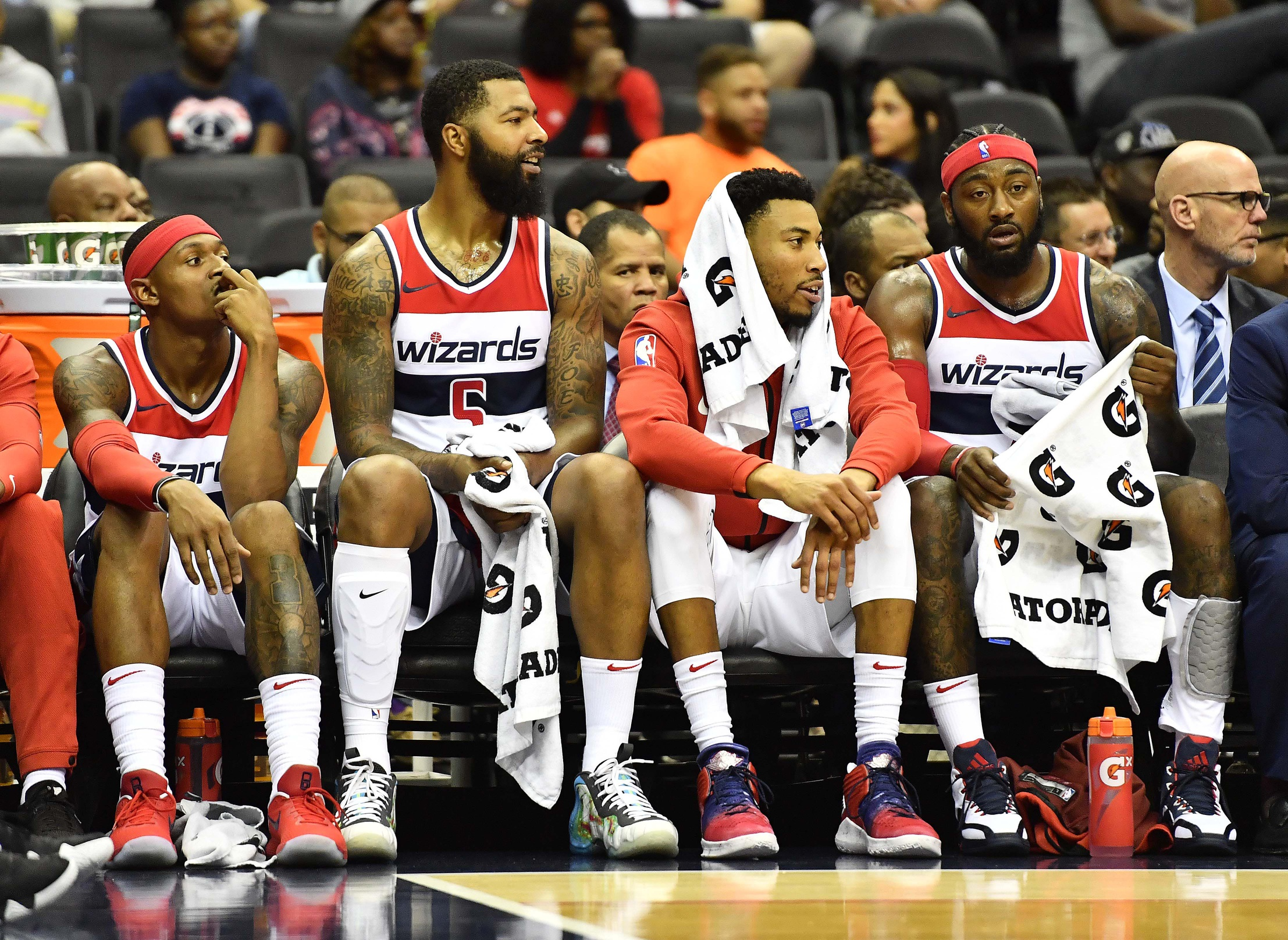 The end is nigh for the Washington Wizards