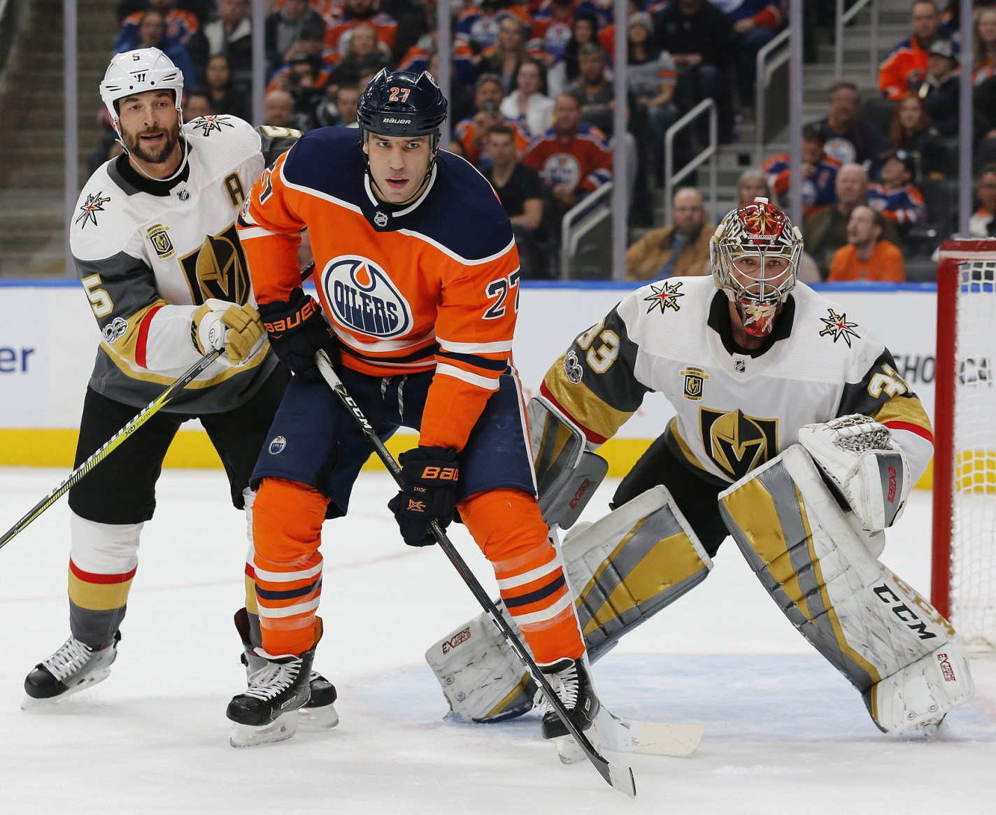 Oilers Gameday vs Vegas: Road to Redemption?