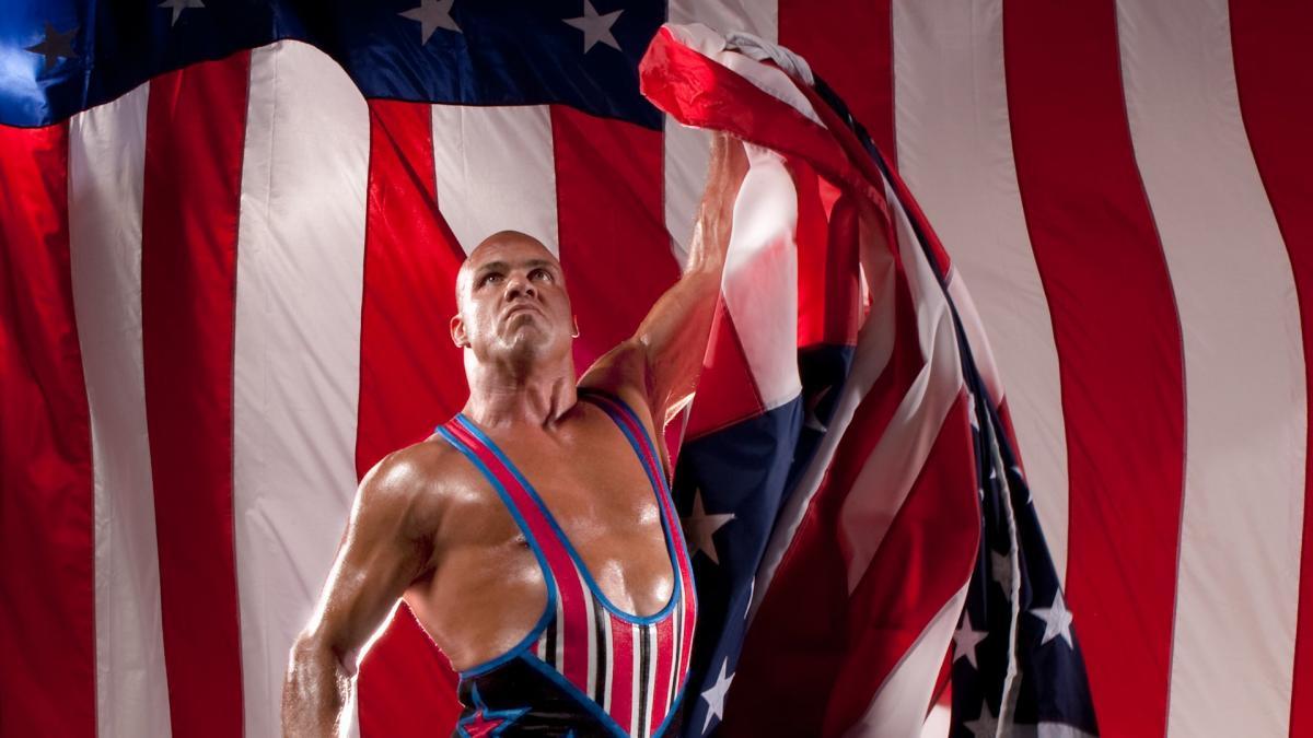Kurt Angle Teases WWE Retirement?