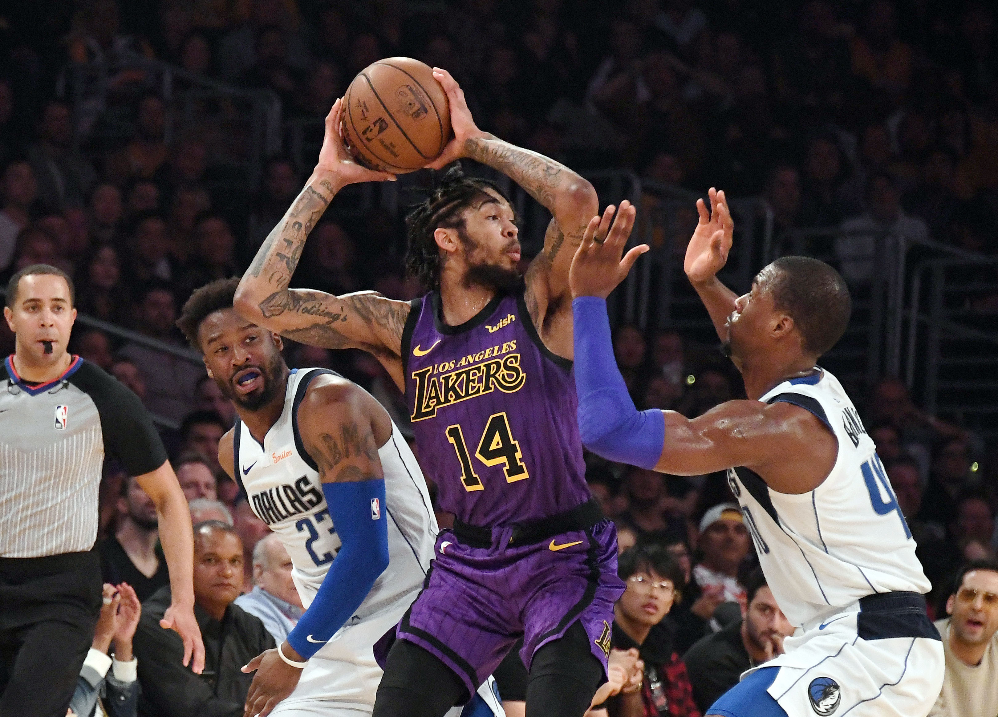 Is there a Brandon Ingram trade out there?