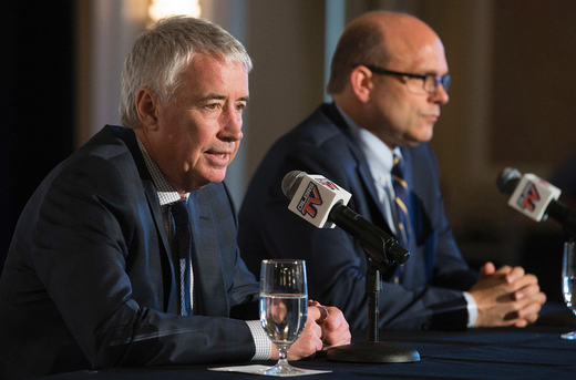 Oilers GM Search Underway