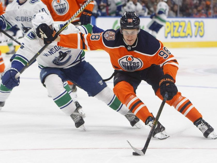Oilers Gameday vs Vancouver-Is The Gift of Winning Hockey Coming Back?