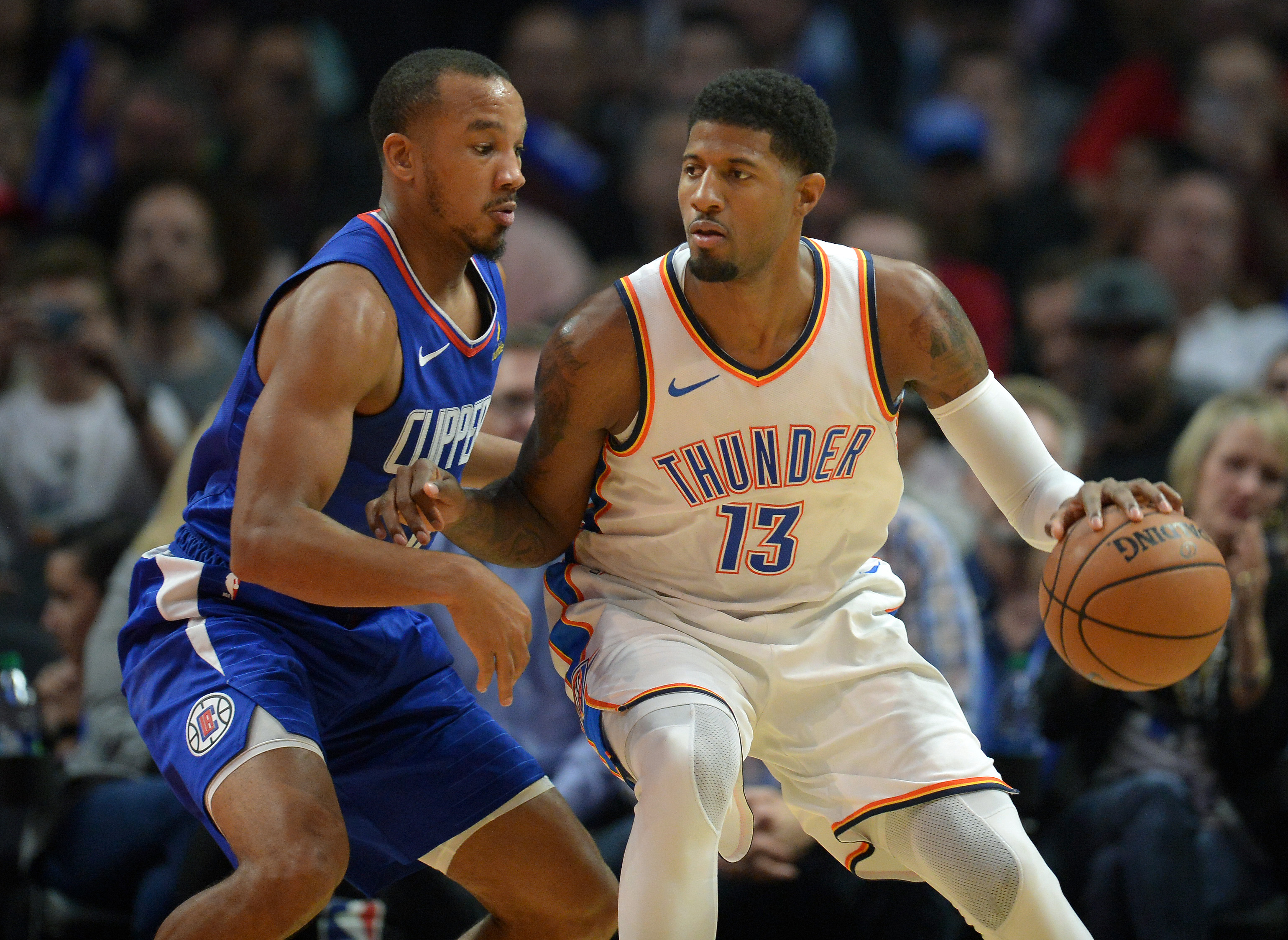 Let's talk about Paul George and the MVP