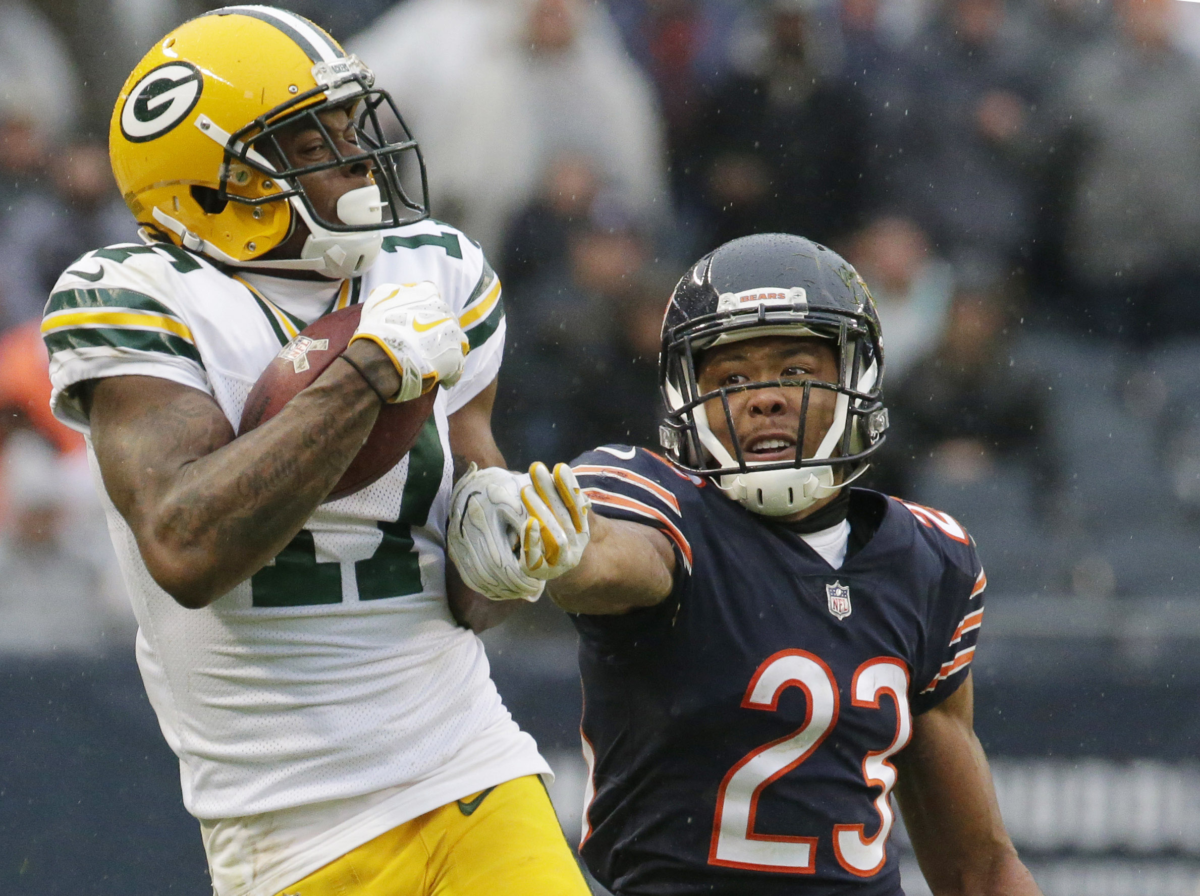 Breaking Down Five Keys for the Packers in Chicago