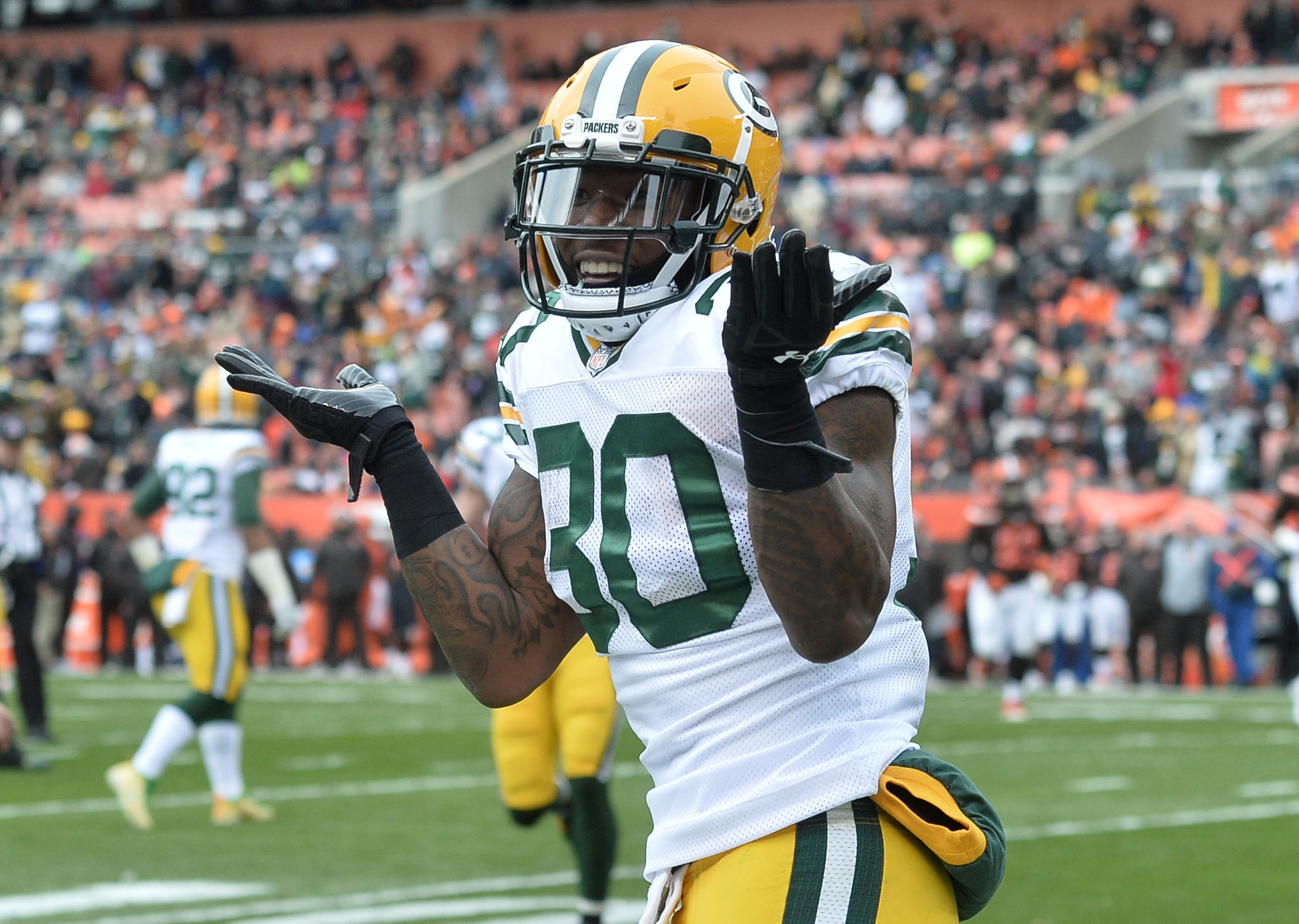 Packers RB Jamaal Williams Is Showing What He can Do
