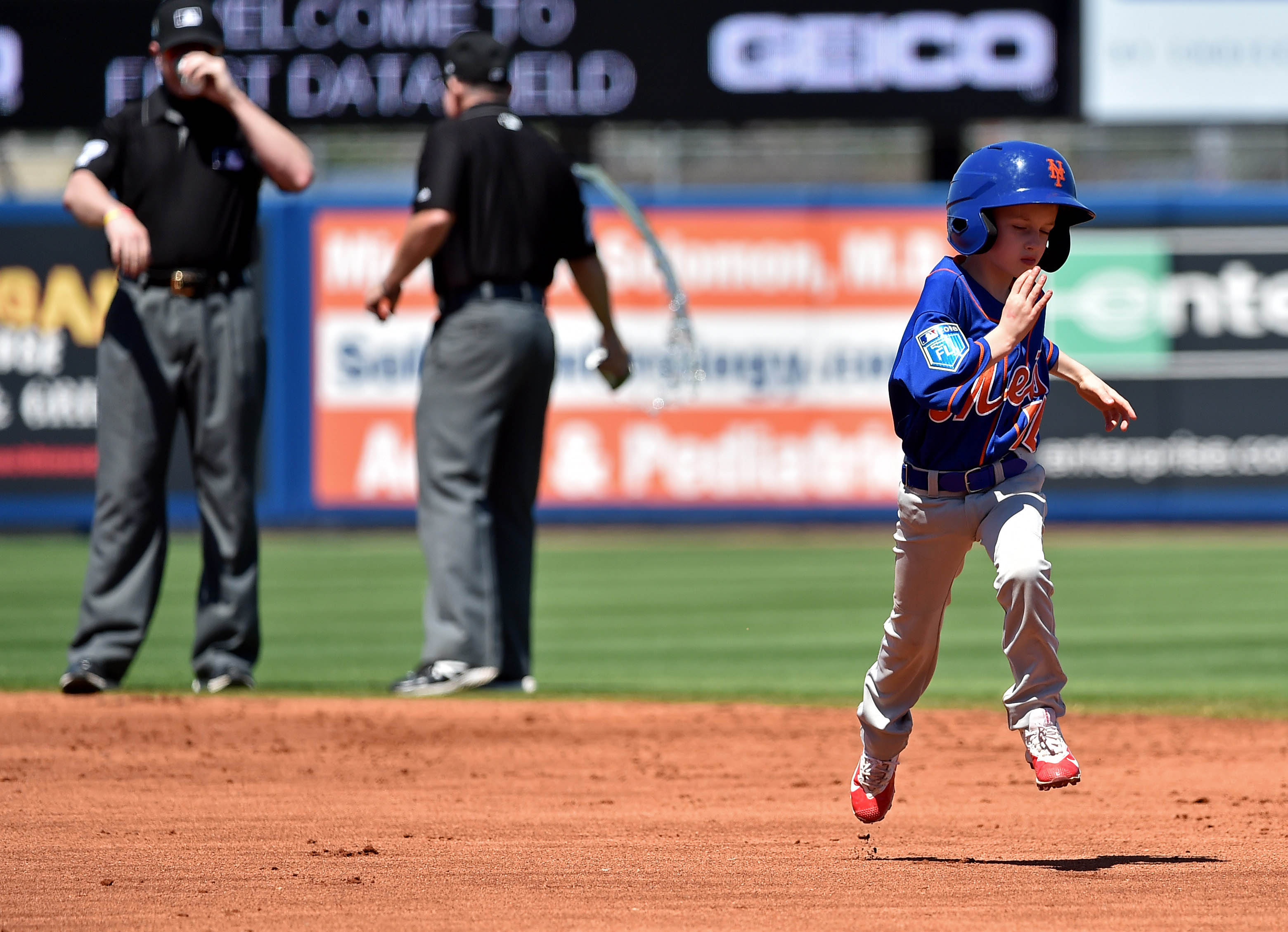 New York Mets Announce Spring Training Report Dates