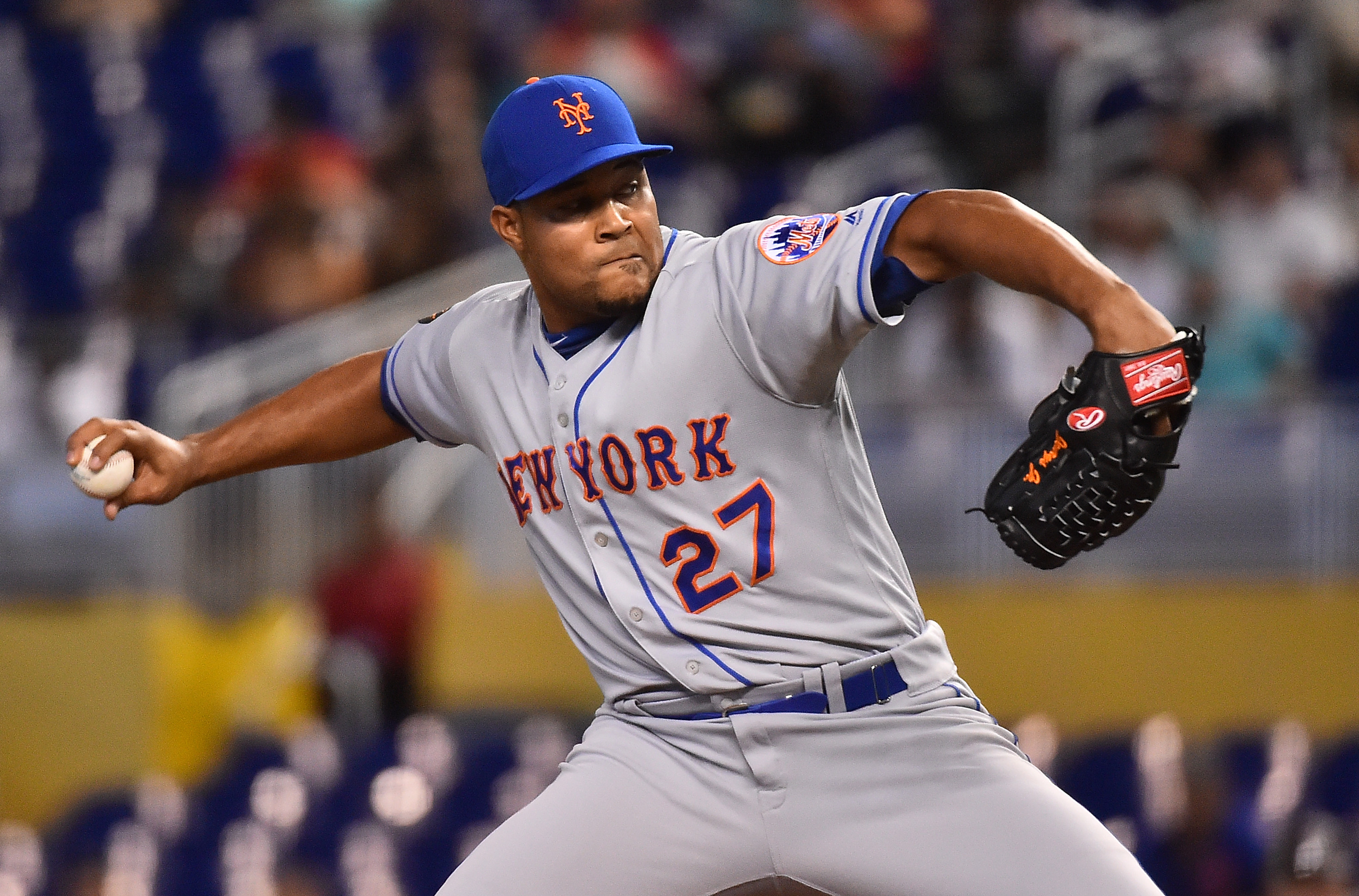 The Jeurys Familia Move Makes A Lot of Sense For New York Mets