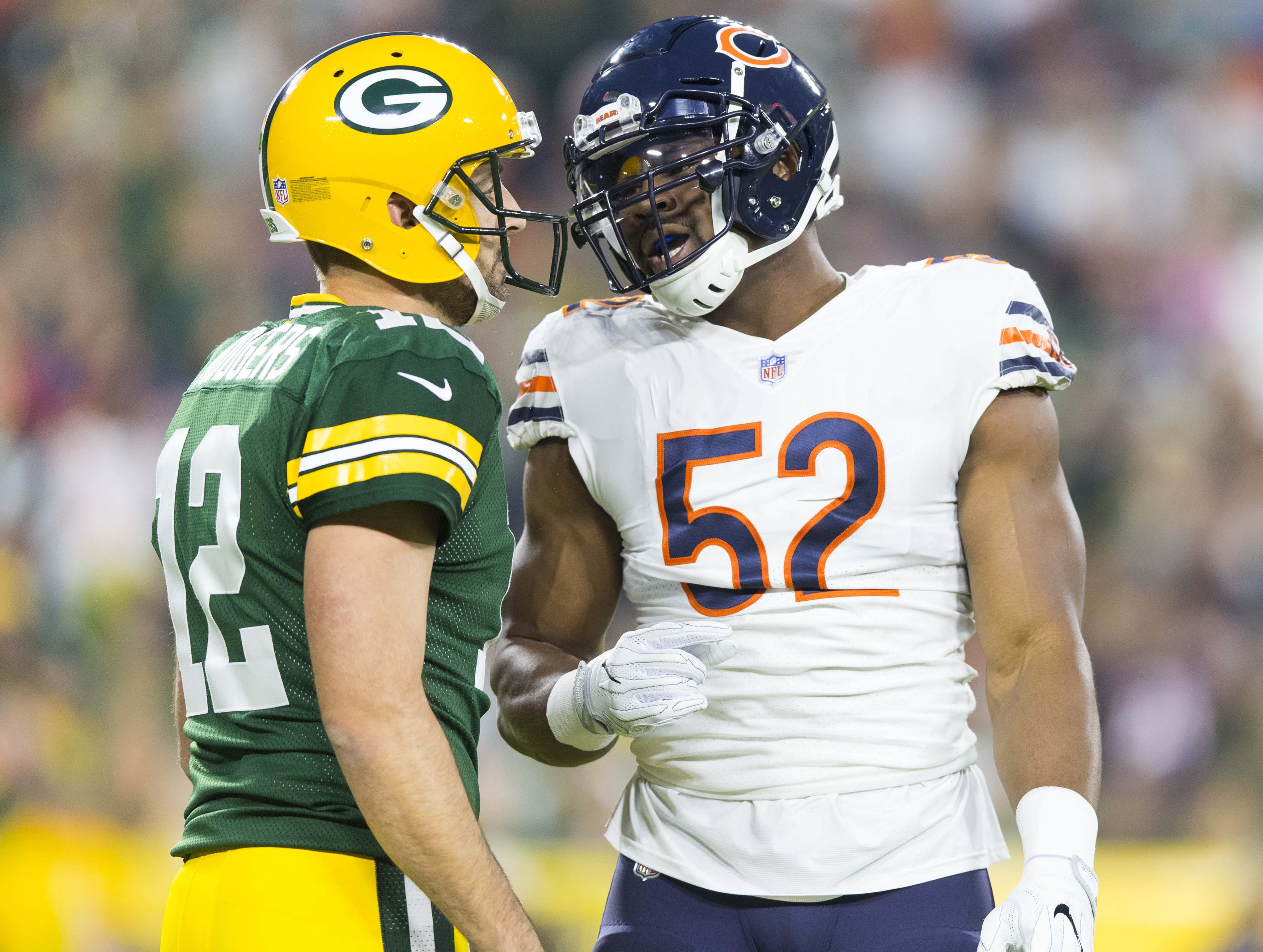 Packers, Bears Preparing for Intense Rematch in Chicago