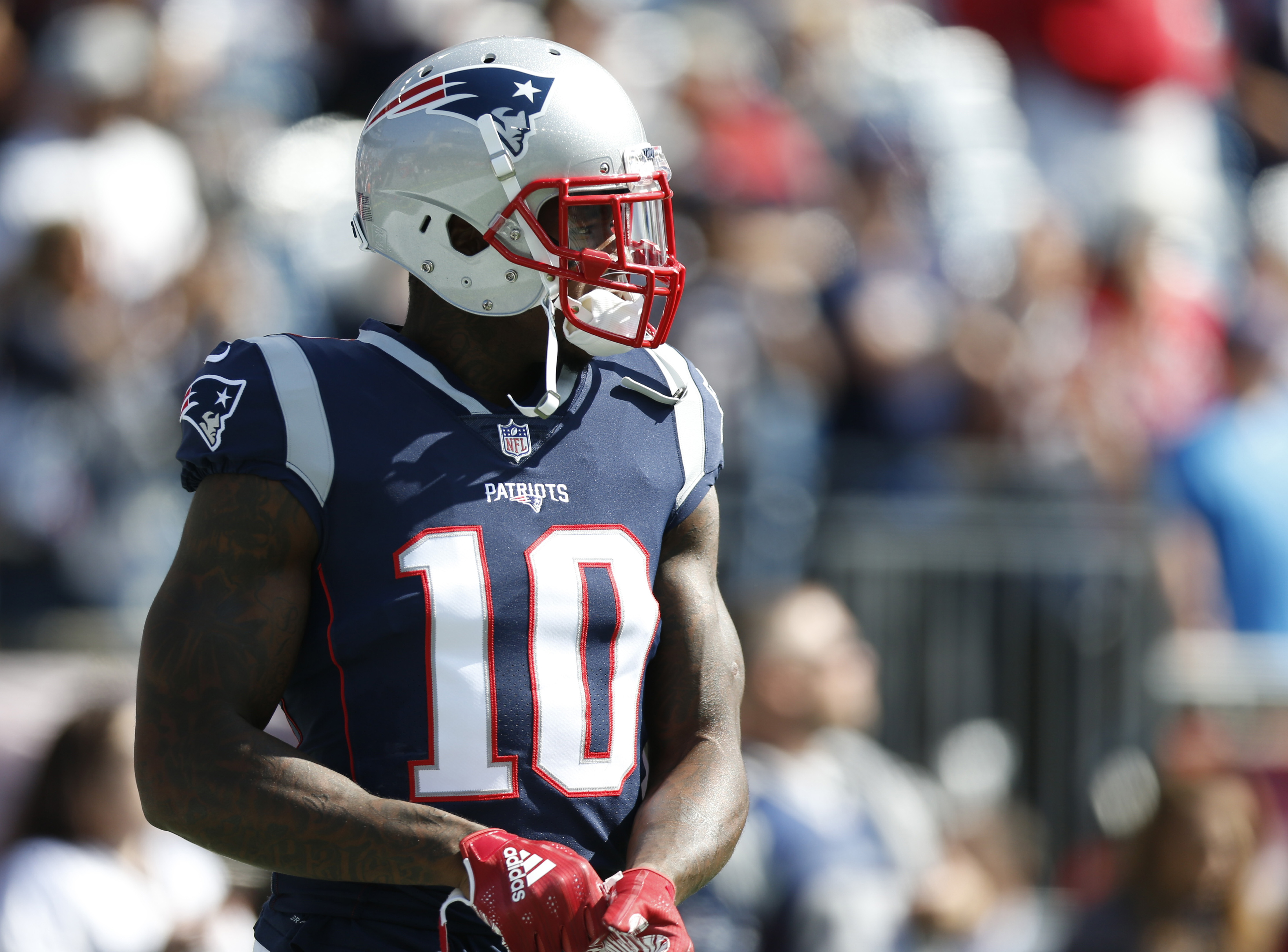 New England Patriots Assigned Security to Josh Gordon Before His Last Slip Up