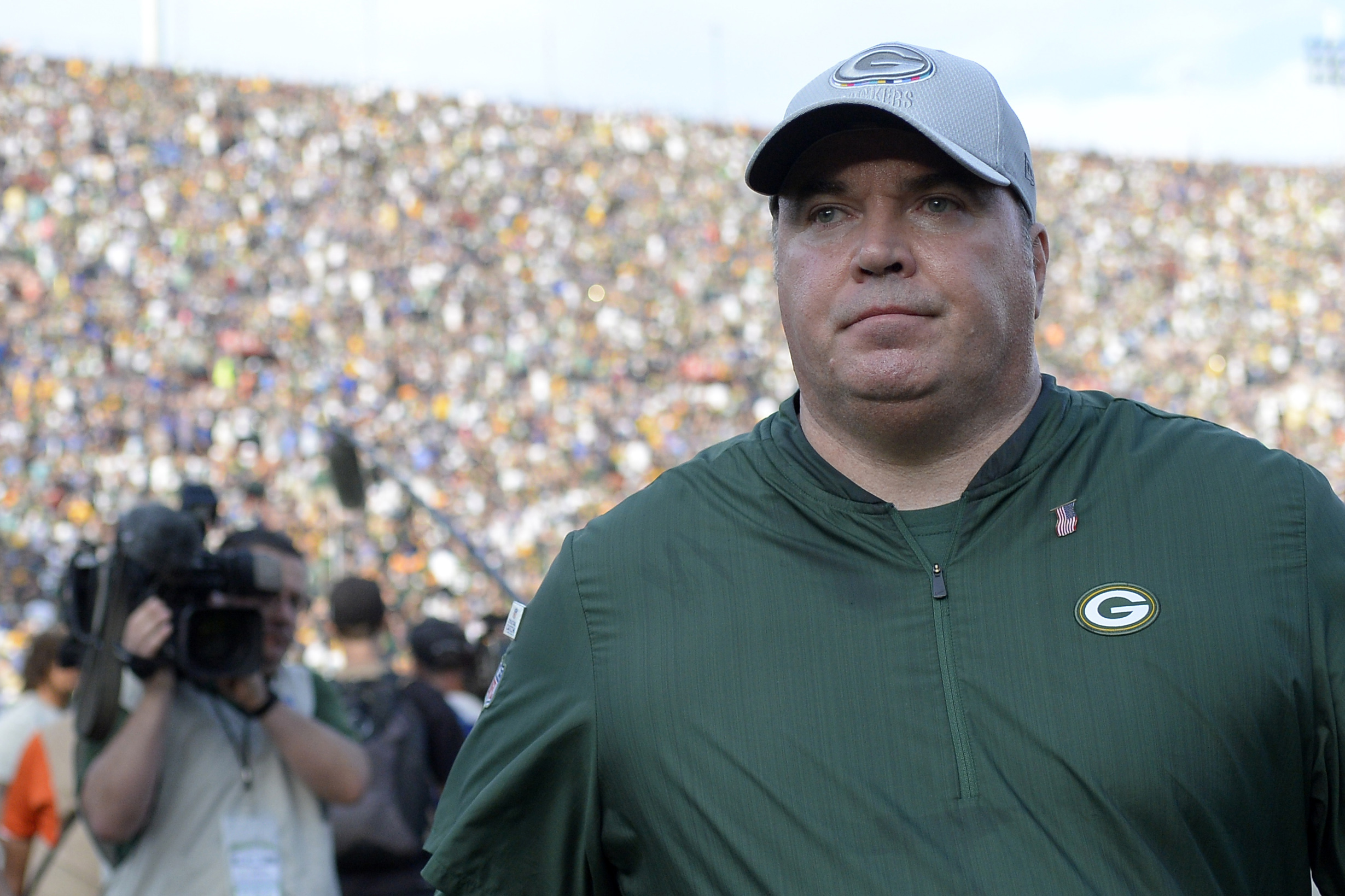 Arizona Cardinals rumors indicate Mike McCarthy could land head coaching job