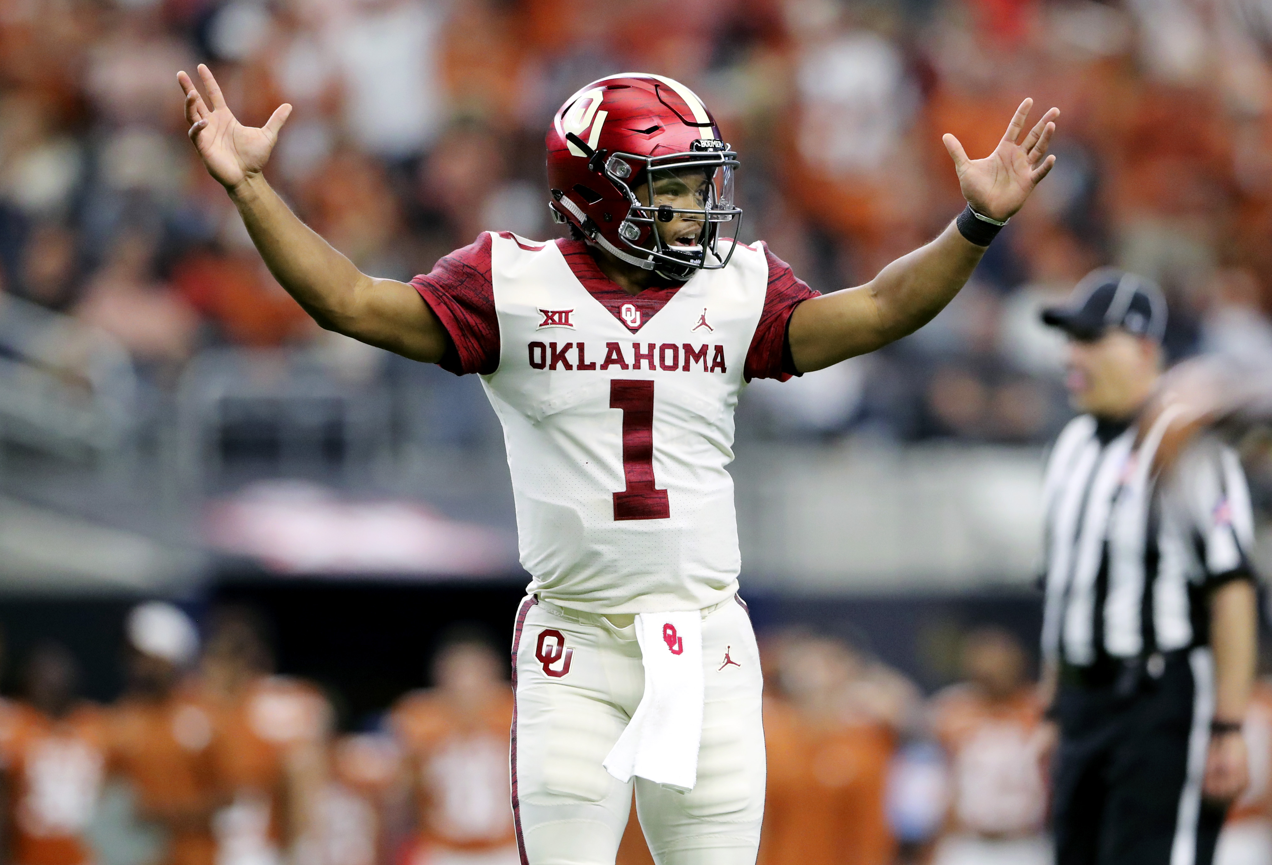 Kyler Murray is already 'the guy' in Arizona?