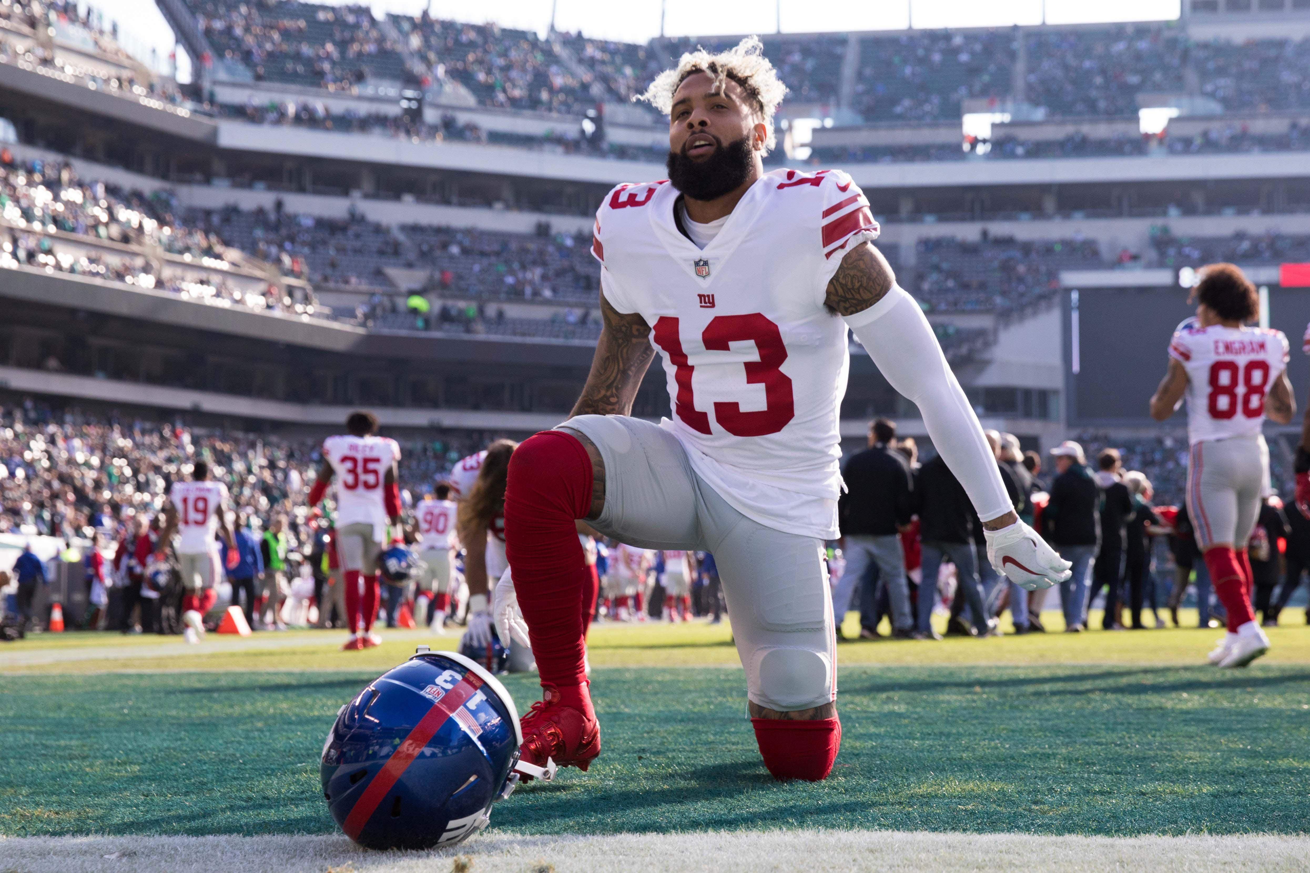 Odell Beckham Jr. Feels Sorry for his 2019 Opponents